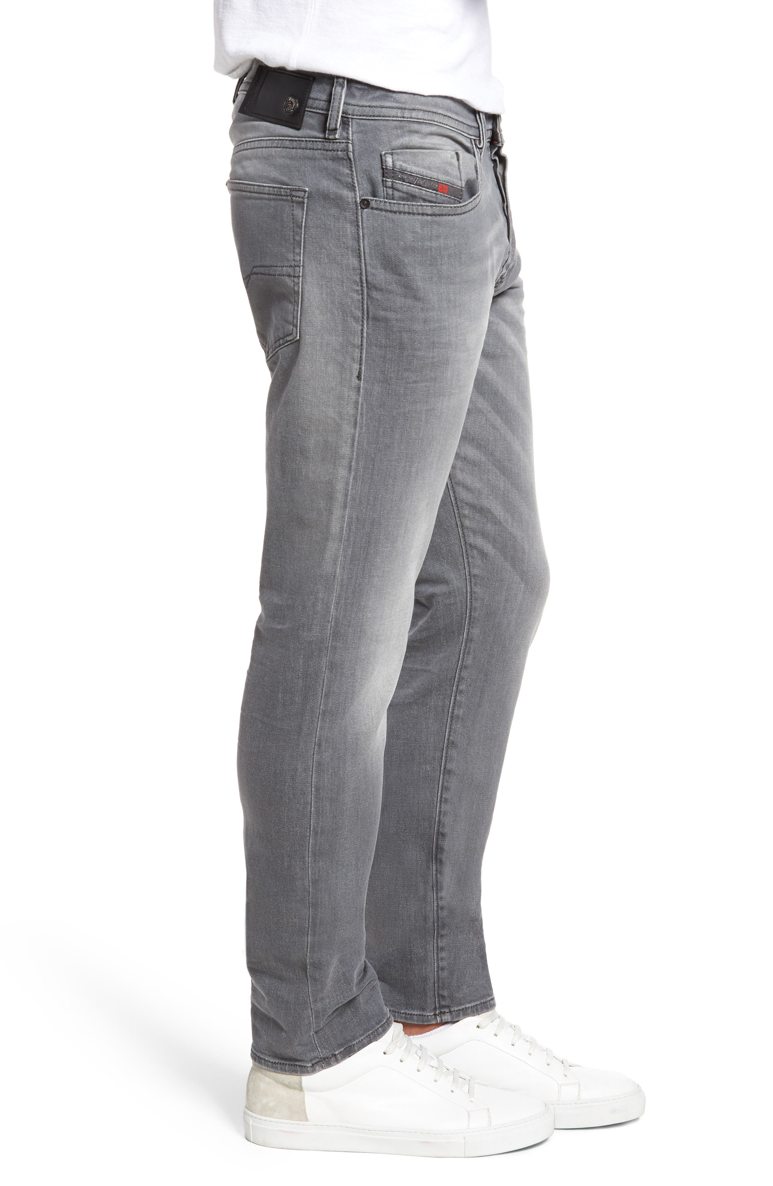 Buster Slim Straight Leg Jeans,                             Alternate thumbnail 3, color,                             084Hp
