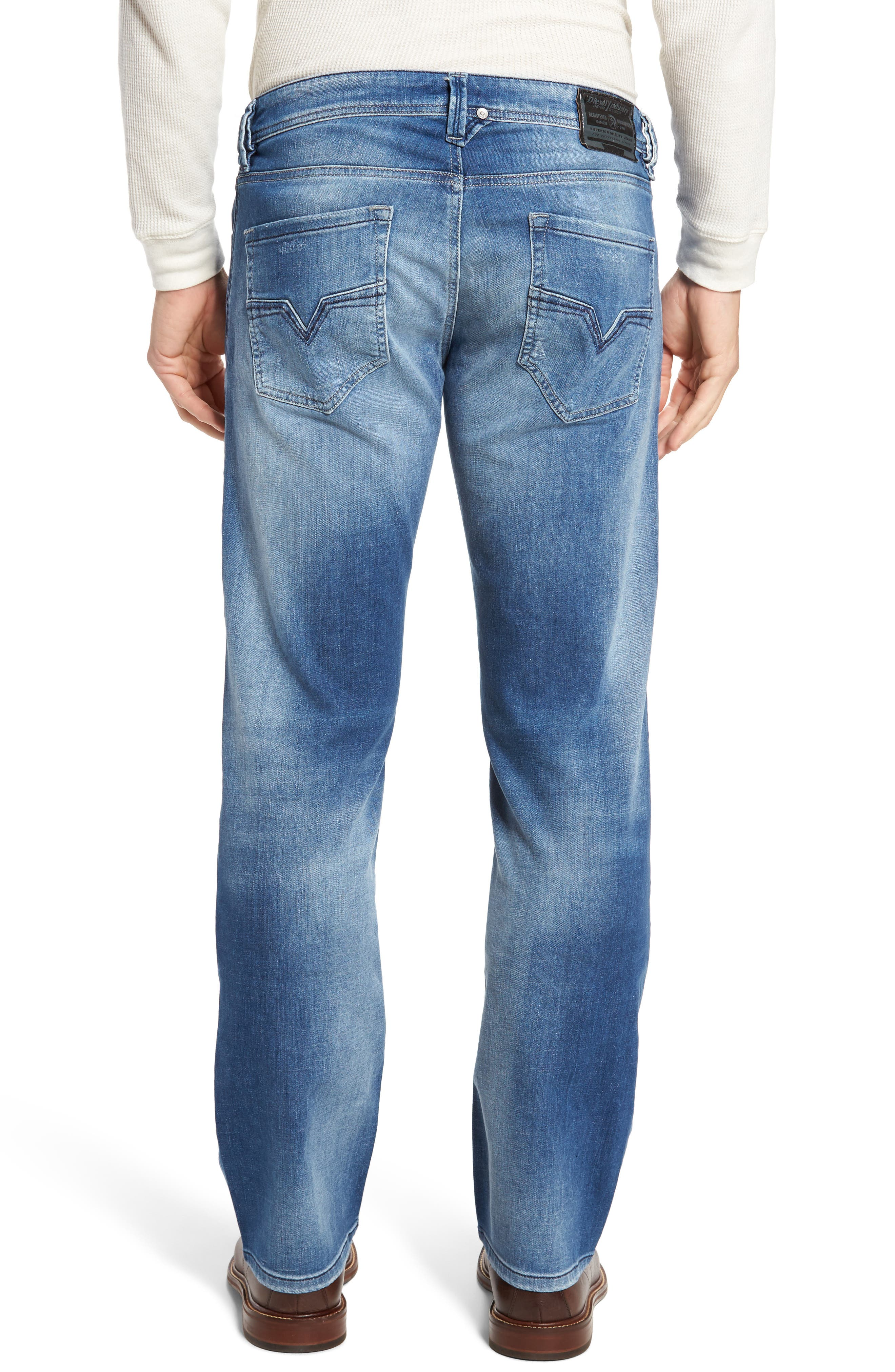 Larkee Relaxed Fit Jeans,                             Alternate thumbnail 2, color,                             084Qg