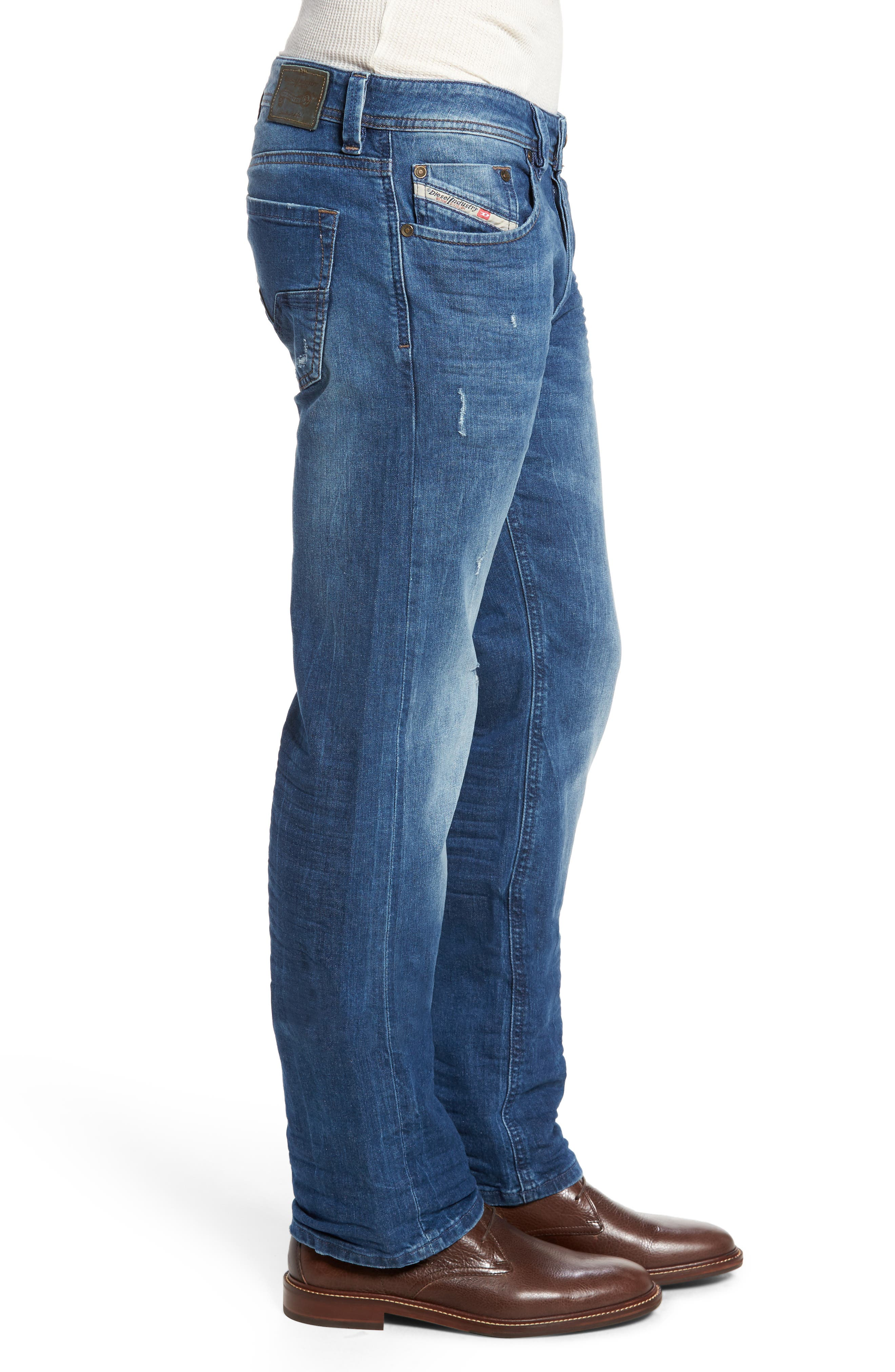 Larkee Relaxed Fit Jeans,                             Alternate thumbnail 3, color,                             C84ky