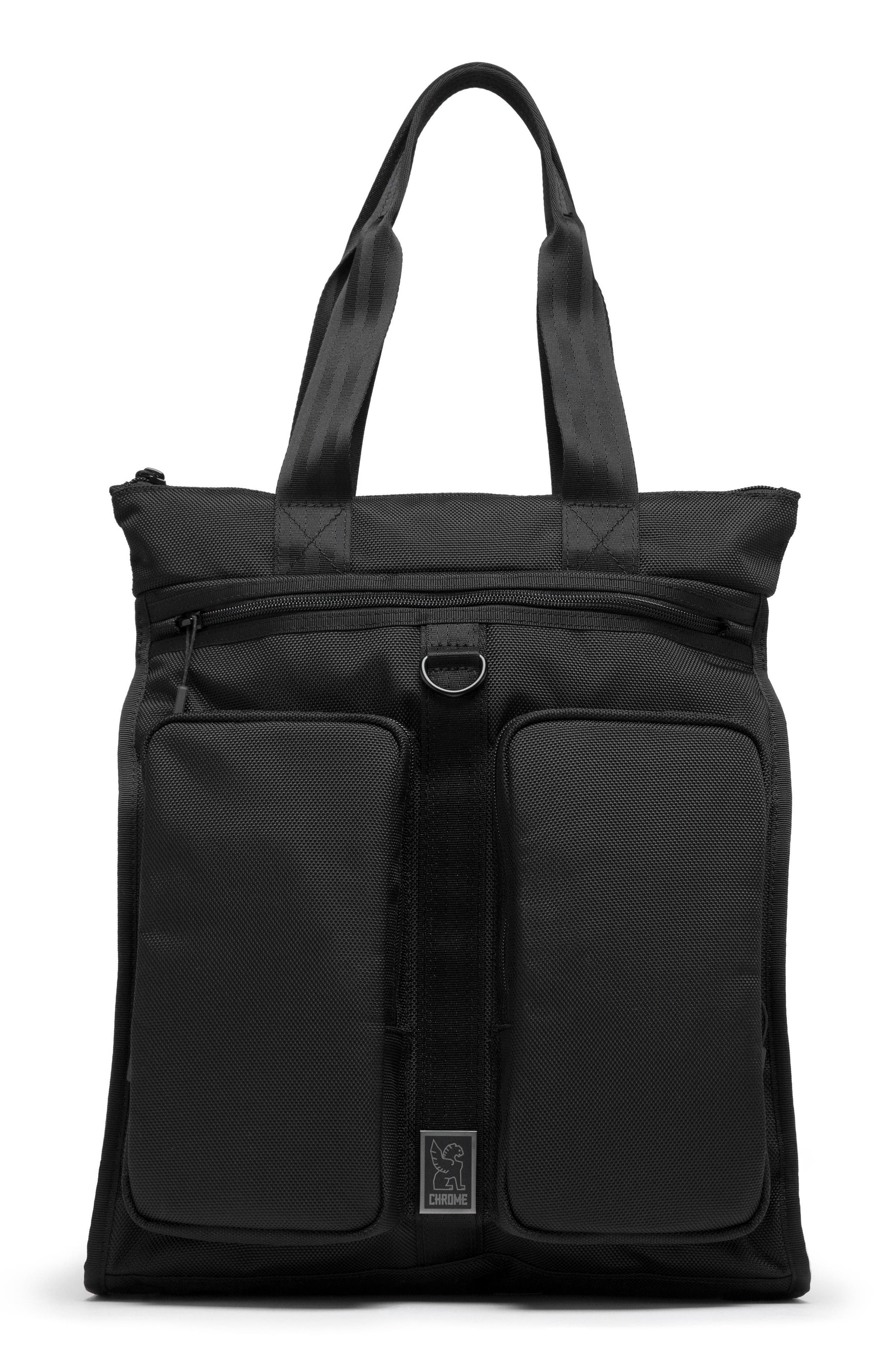 MXD Pace Tote Bag,                             Main thumbnail 1, color,                             All Black