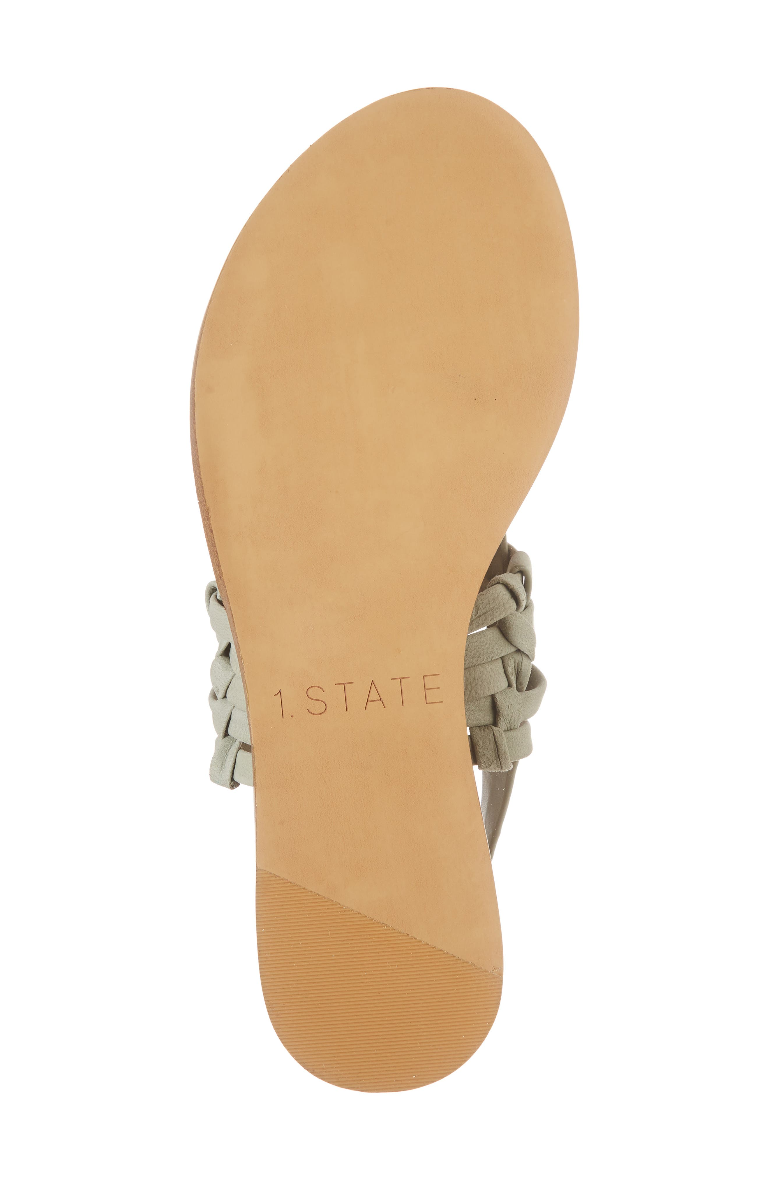Lenn Sandal,                             Alternate thumbnail 6, color,                             Nettle Nubuck Leather