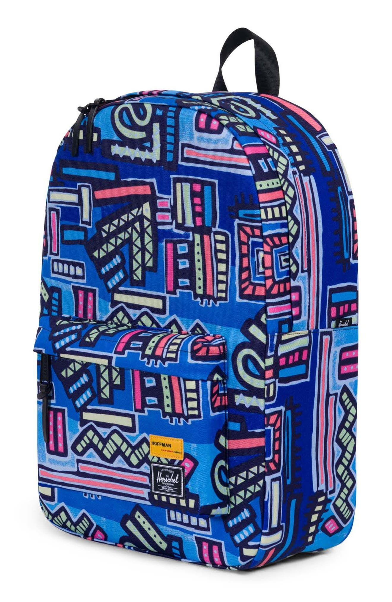 Winlaw - Hoffman Backpack,                             Alternate thumbnail 2, color,                             Abstract Geo Blue