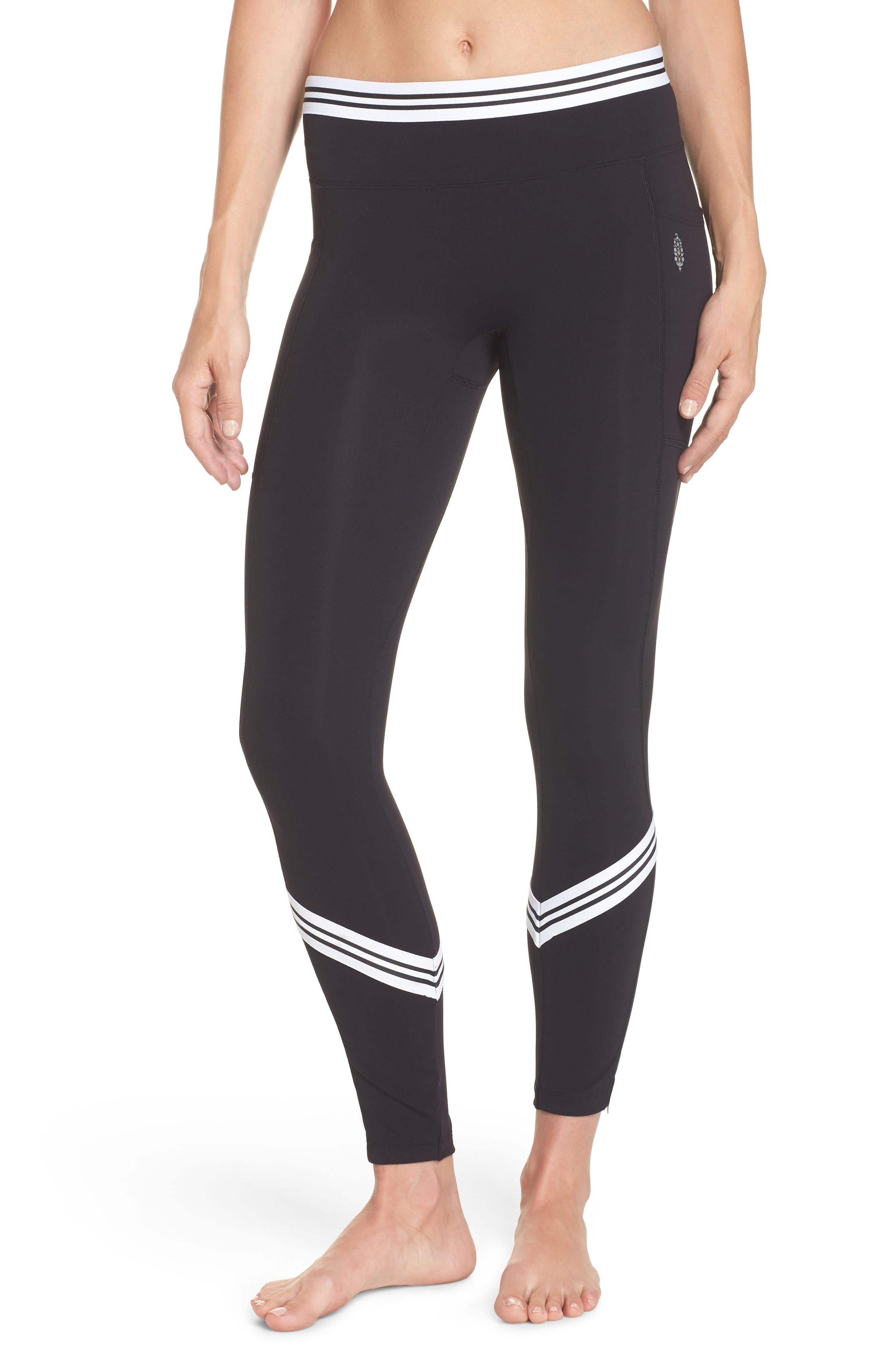 FP Movement Zephyr Leggings,                         Main,                         color, Black