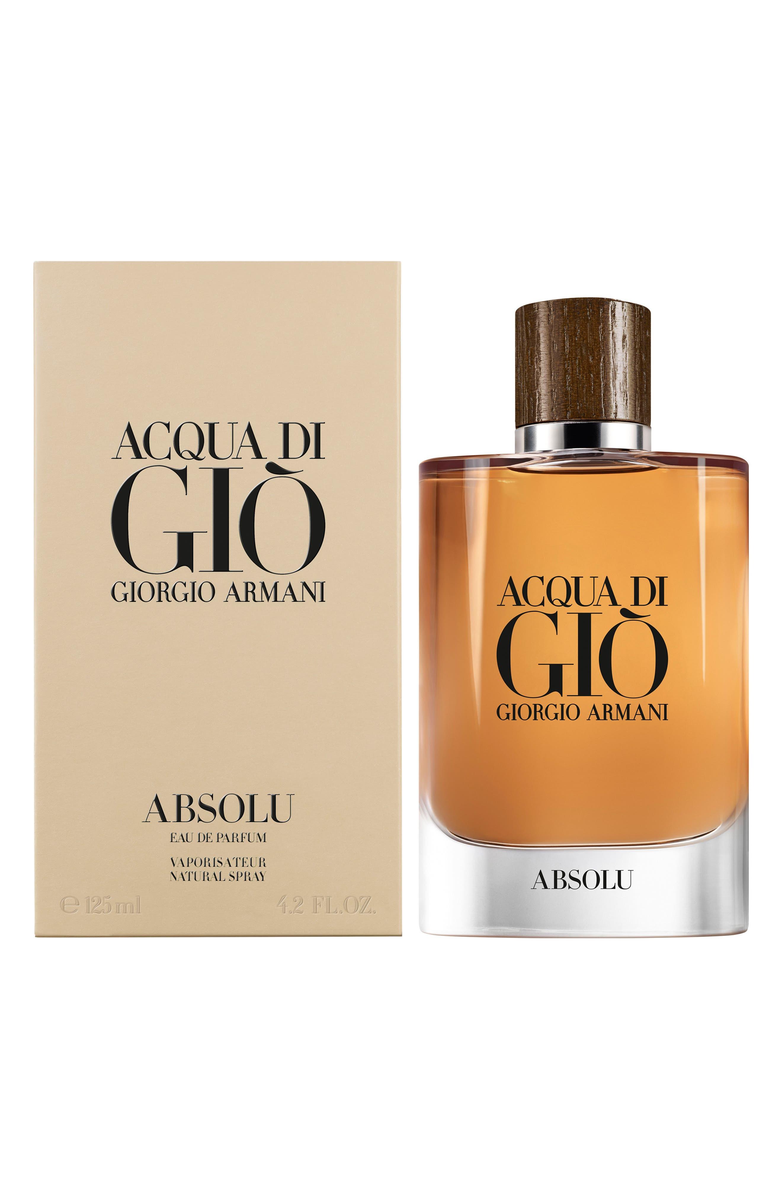 Acqua di Giò Absolu Eau de Parfum,                             Alternate thumbnail 2, color,                             No Color