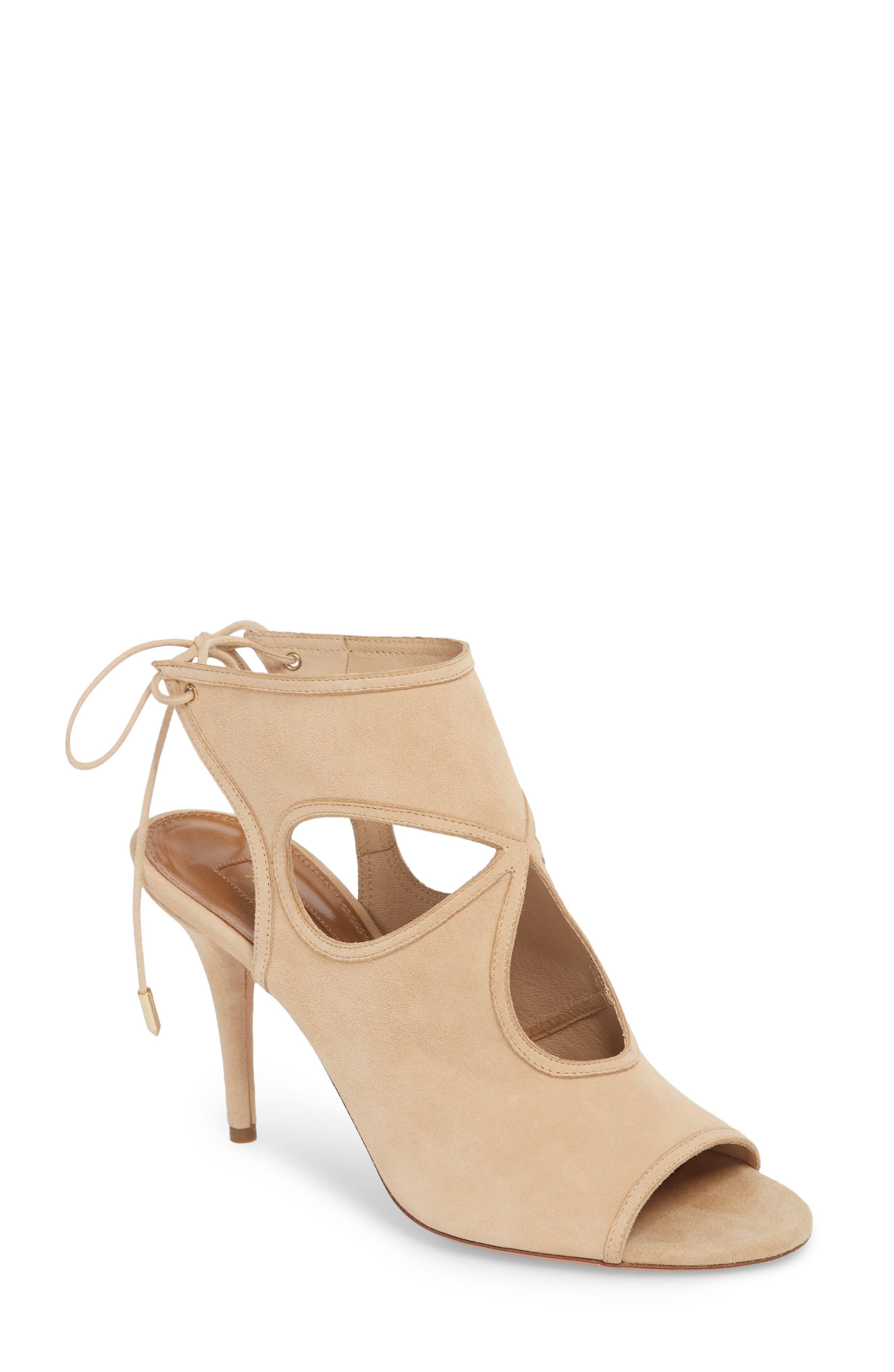 Sexy Thing Sandal,                         Main,                         color, Nude