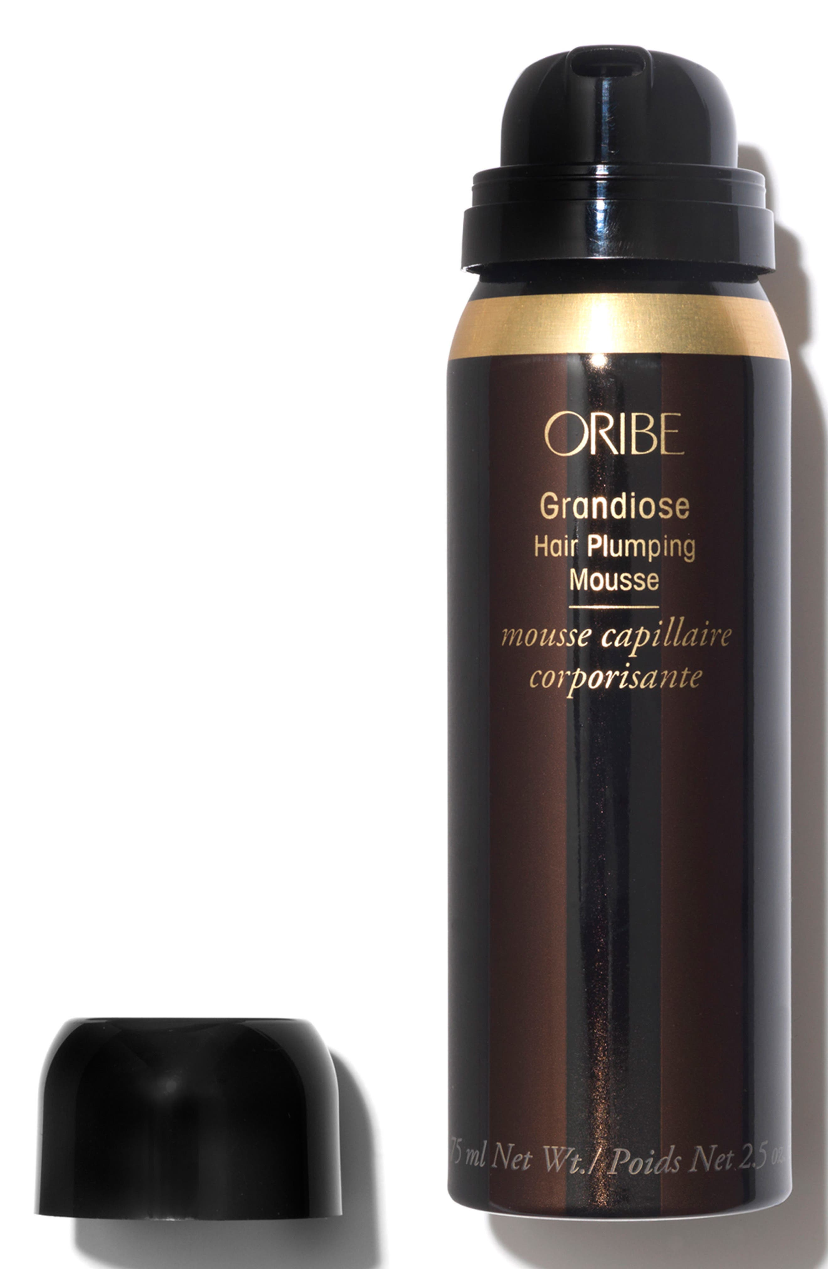 SPACE.NK.apothecary Oribe Grandiose Hair Plumping Mousse,                             Alternate thumbnail 4, color,                             No Color