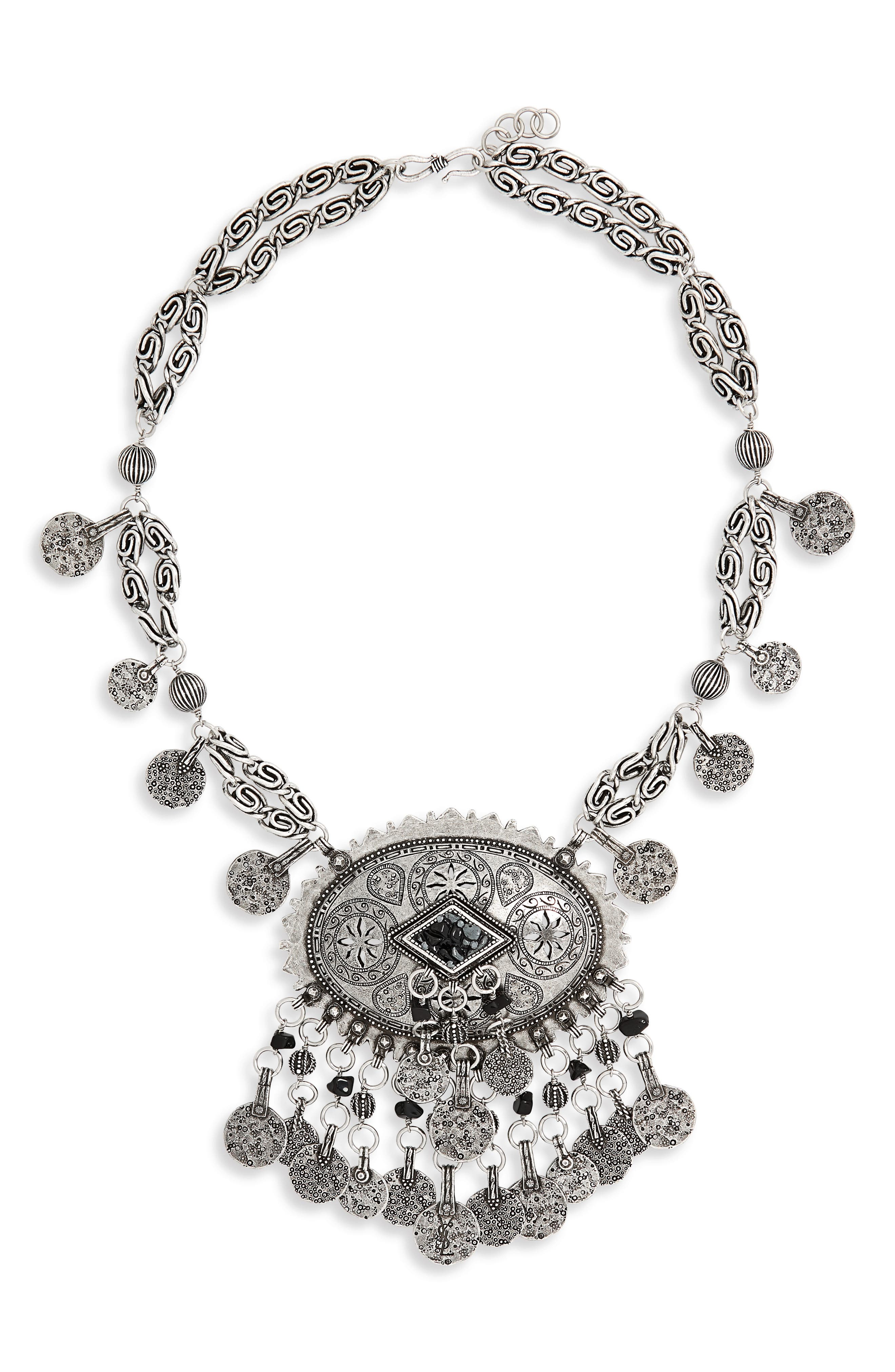 Main Image - Saint Laurent Marrak Berbere Collar Necklace