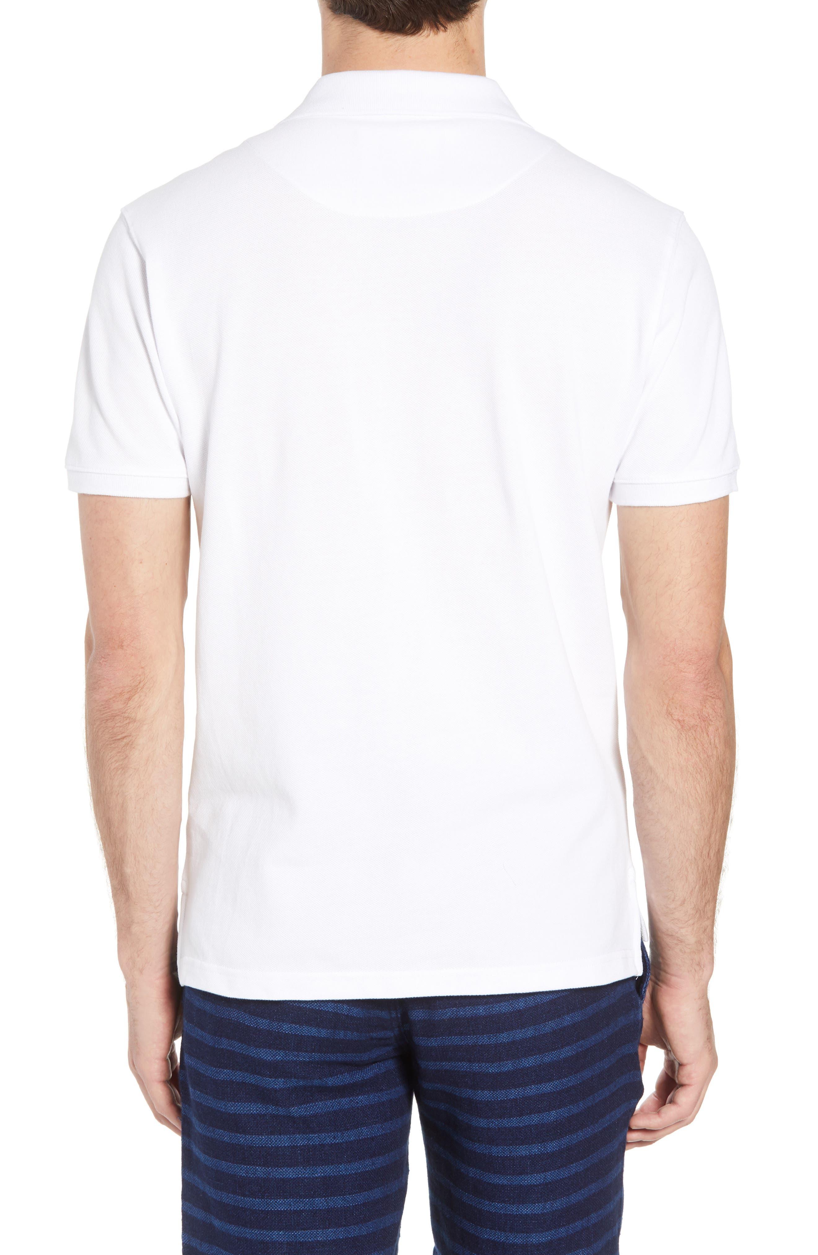 Alternate Image 2  - Rodd & Gunn 'The Gunn' Piqué Sports Fit Cotton Polo