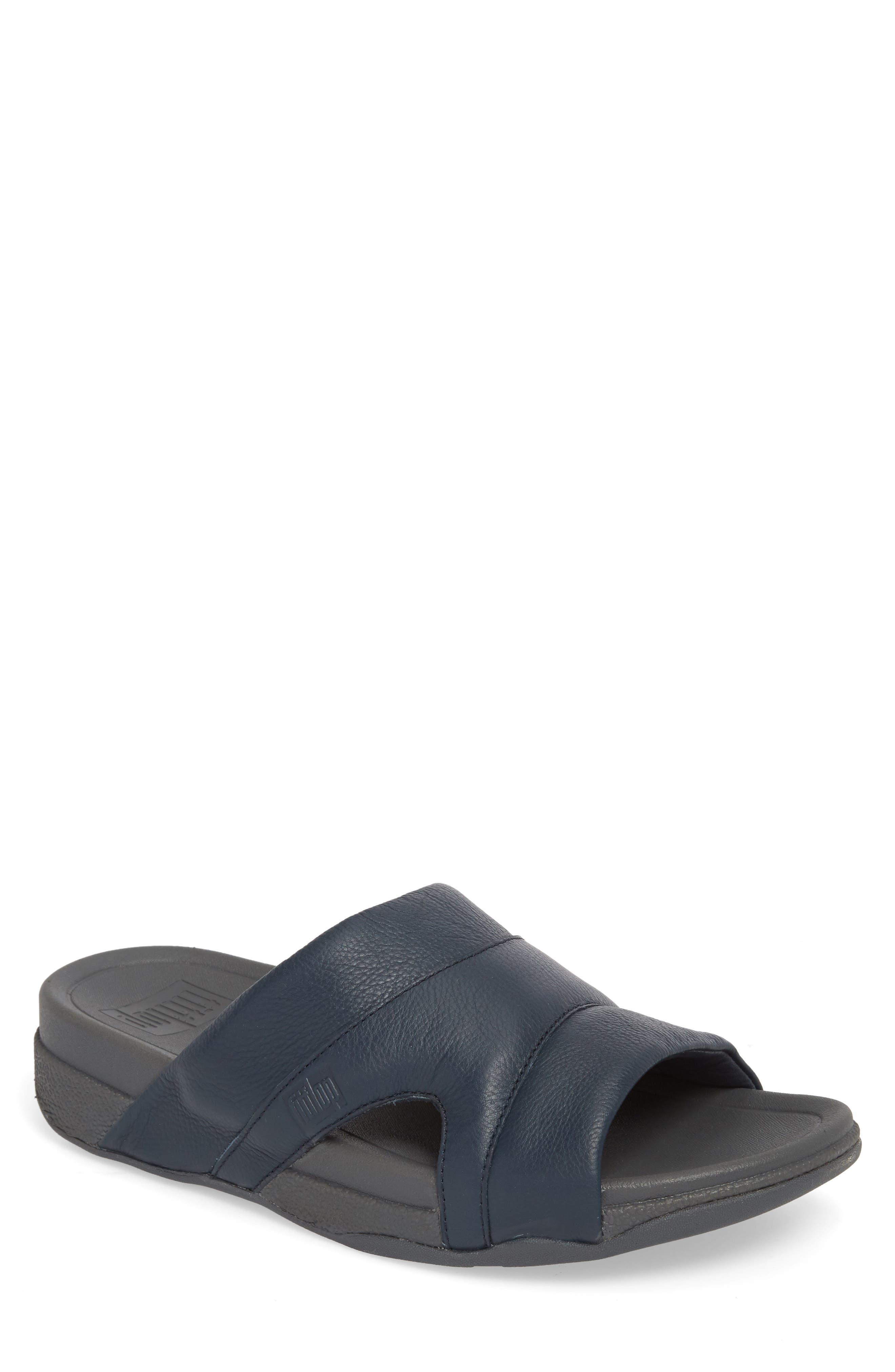 a575649716338c Fitflop Freeway Pool Slide In Super Navy