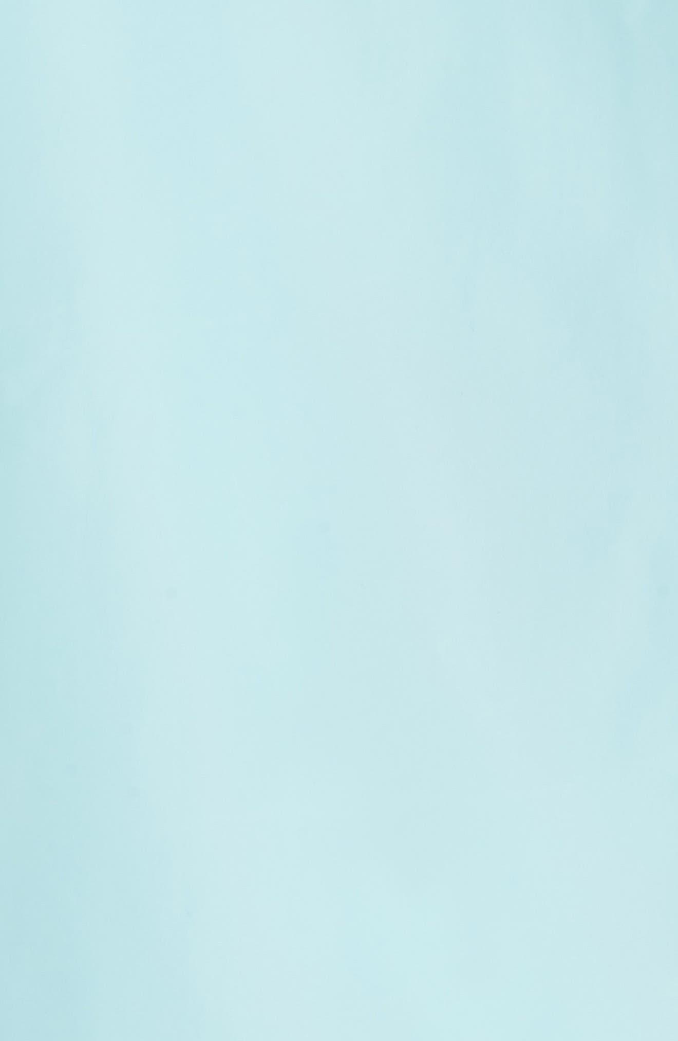 Hedley Tech Windbreaker,                             Alternate thumbnail 5, color,                             Pale Turquoise