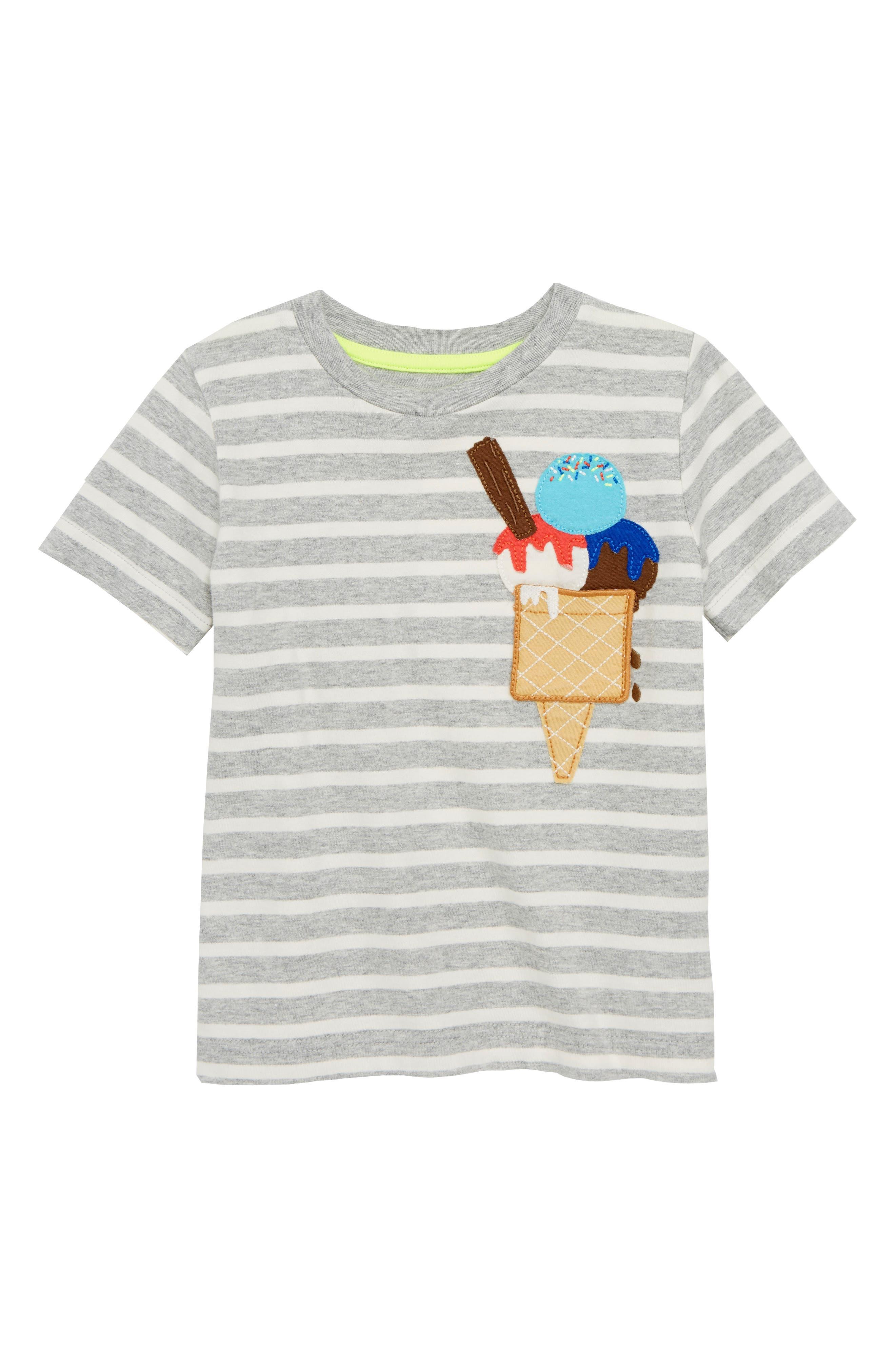 Mini Boden Favorite Flavor T-Shirt (Toddler Boys, Little Boys & Big Boys)