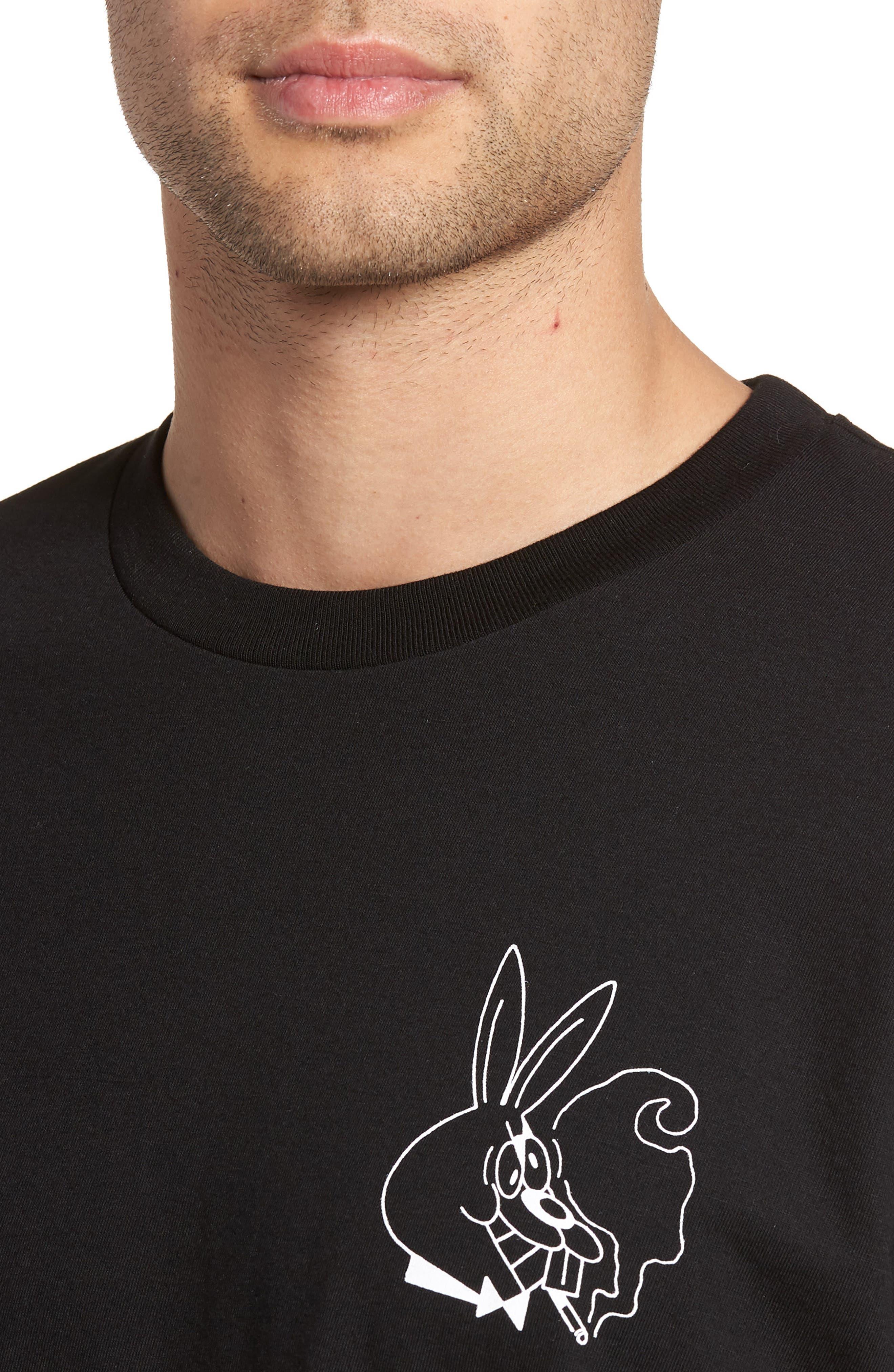 Alternate Image 4  - Carhartt Work in Progress Rabbit T-Shirt