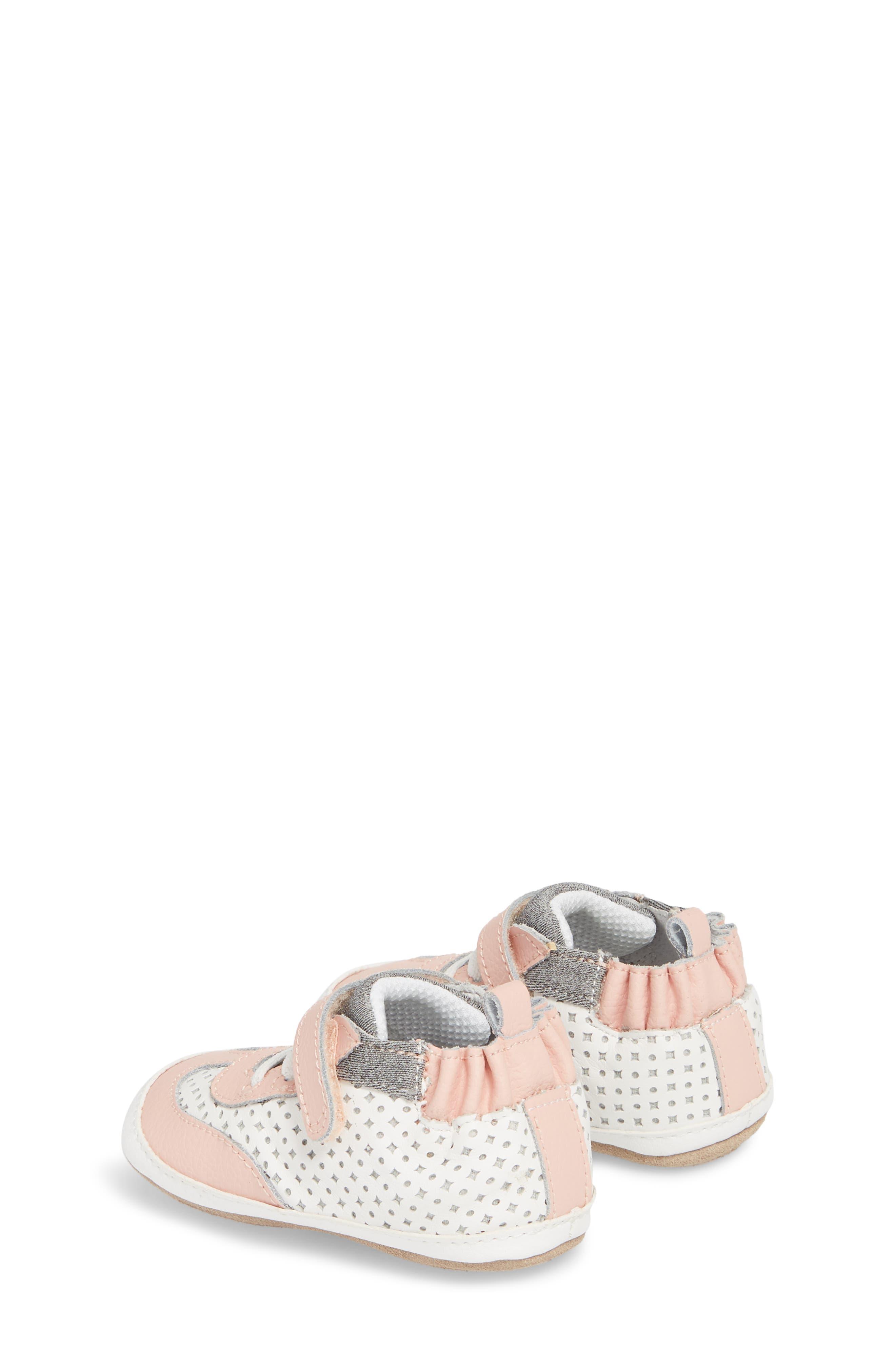 Mini Shoez Katie's Kicks Sneaker,                             Alternate thumbnail 2, color,                             Pink
