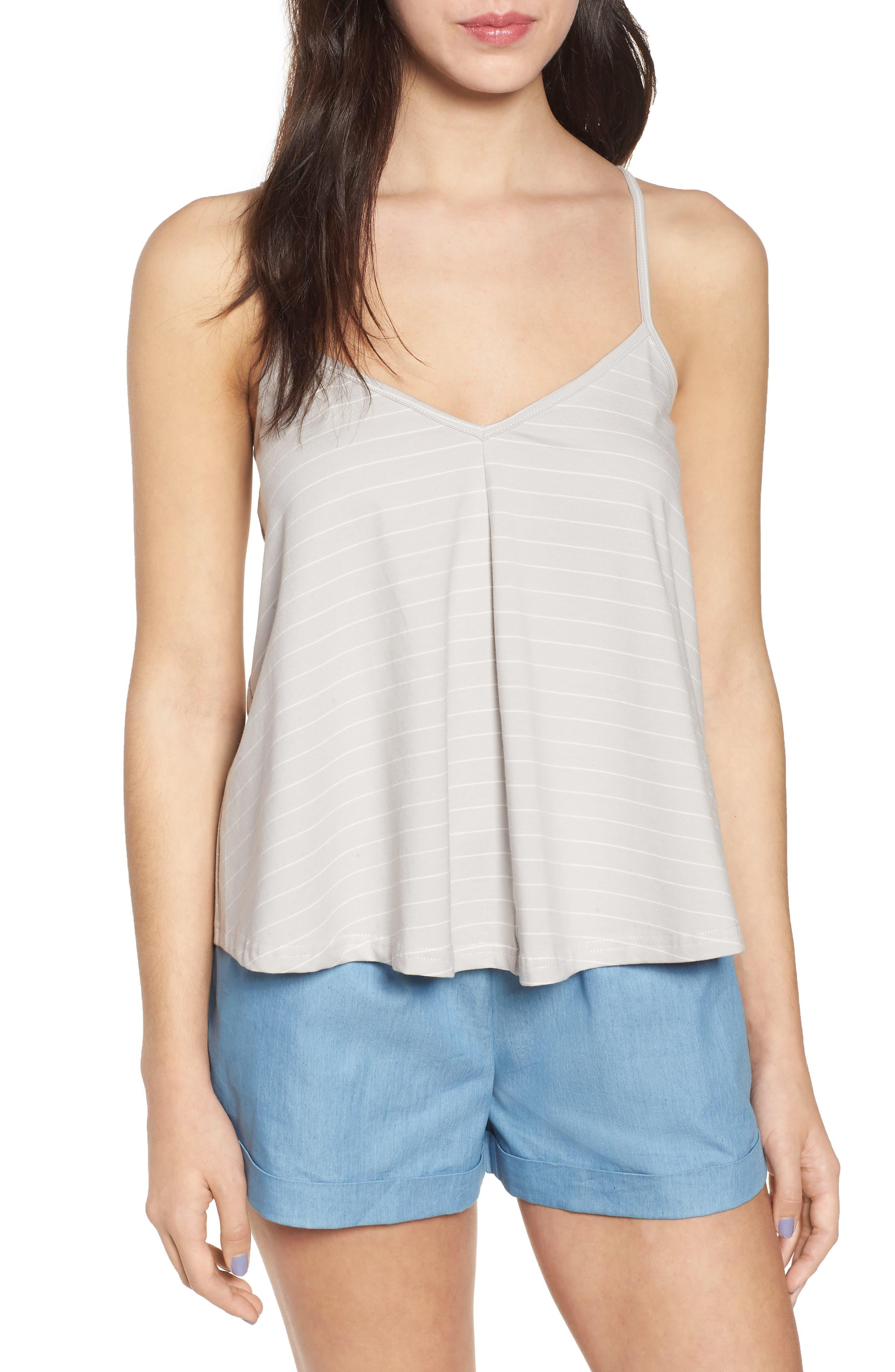 Lira Clothing Harlow Stripe Camisole Top