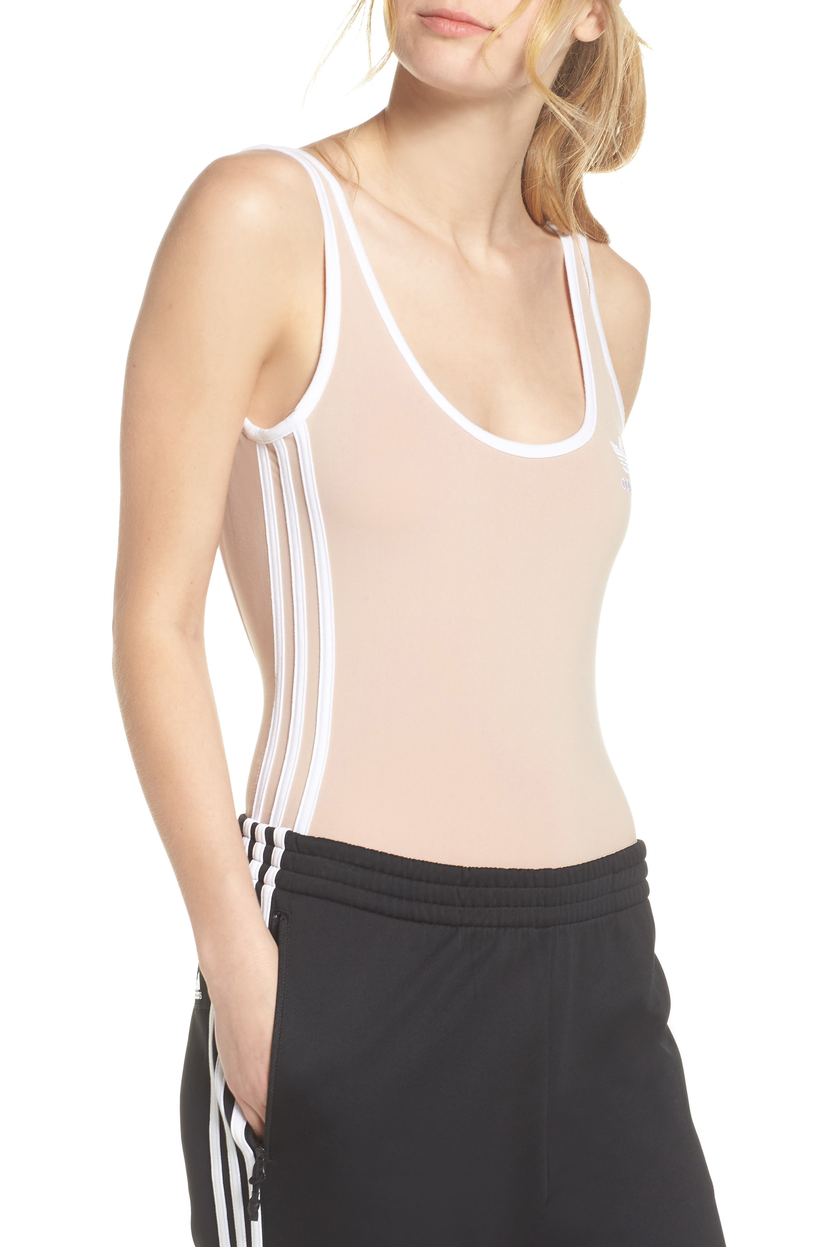 adidas 3-Stripes Bodysuit