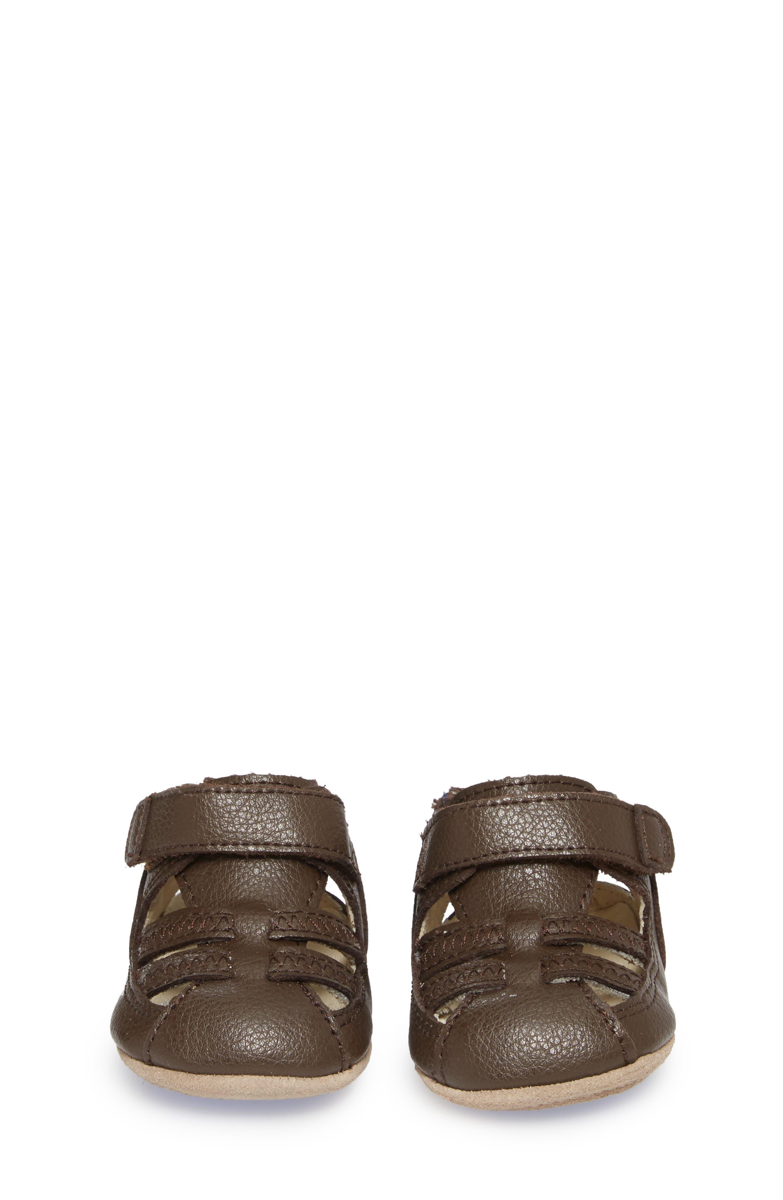 Sandal,                             Alternate thumbnail 5, color,                             Brown