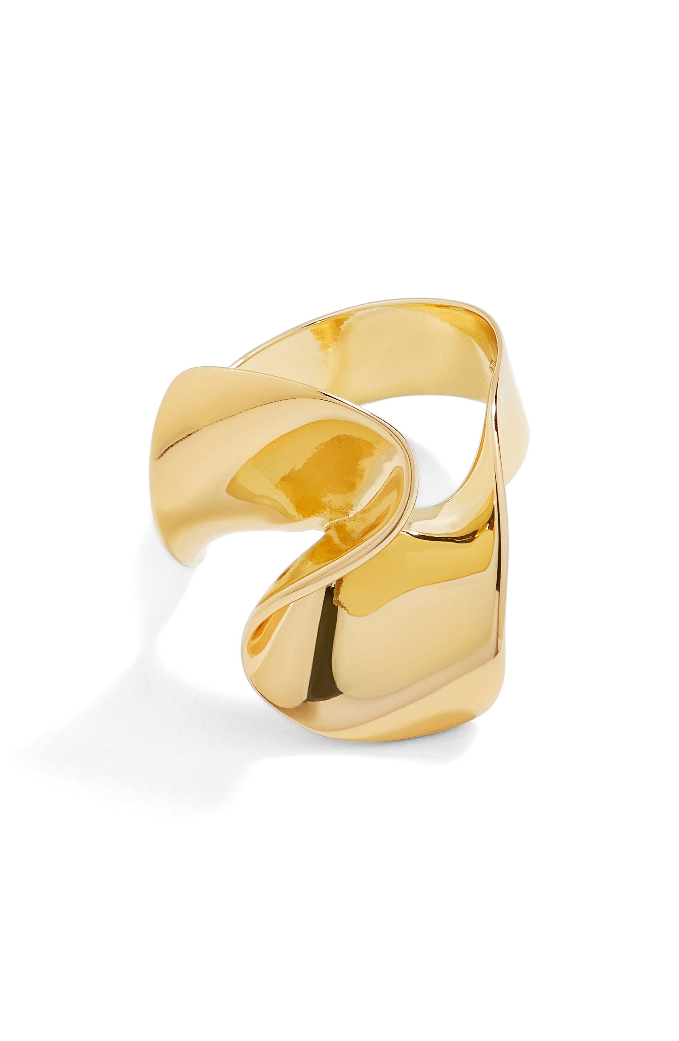 Capulet Statement Ring,                             Main thumbnail 1, color,                             Gold