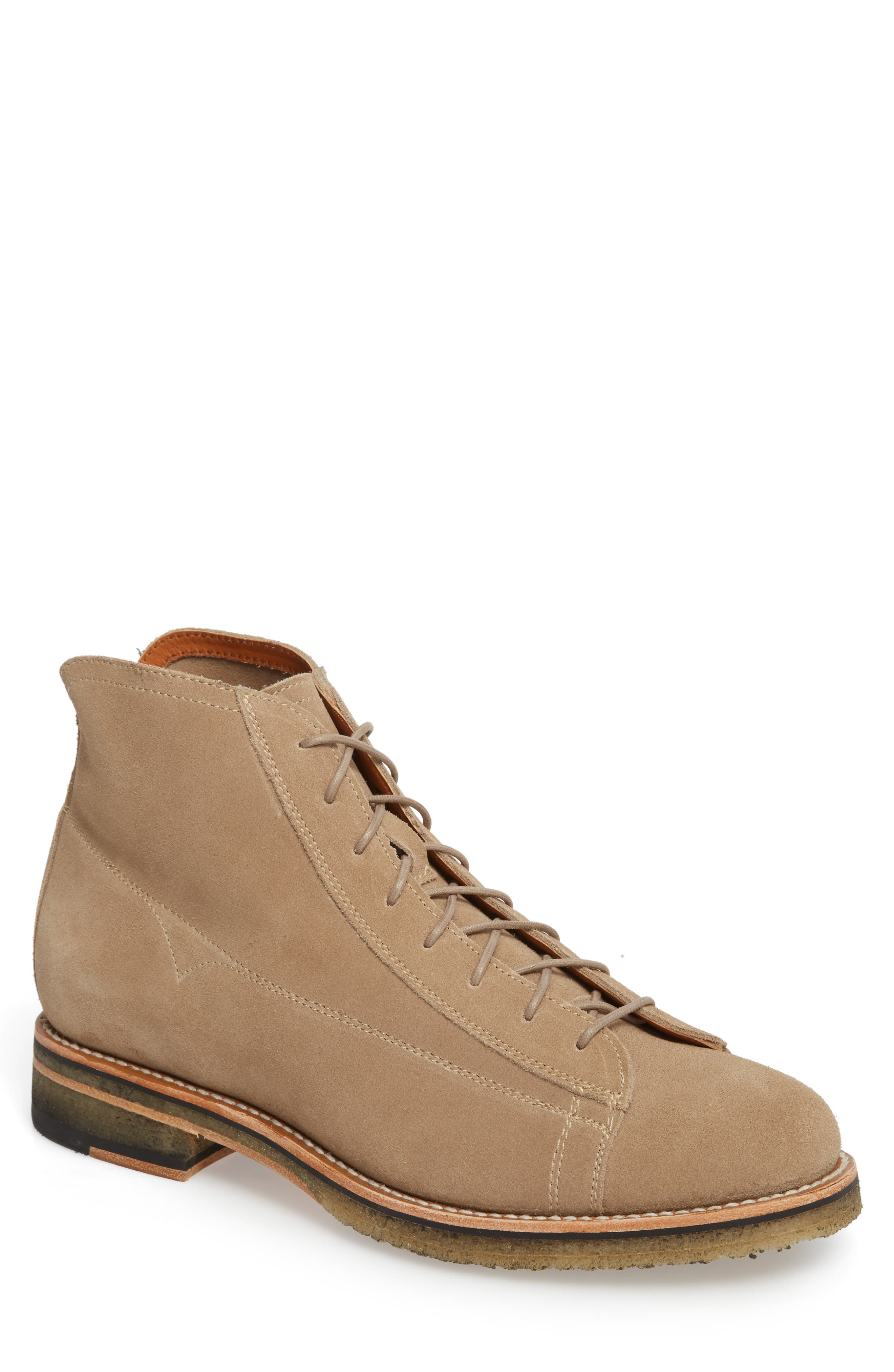Two24 by Ariat Webster Boot,                         Main,                         color, Biscotti Suede