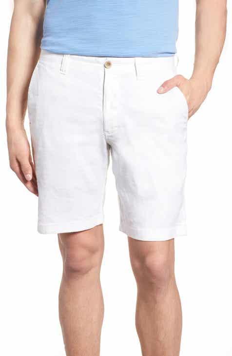 8aa9bd6f4bd Tommy Bahama Beach Linen Blend Shorts