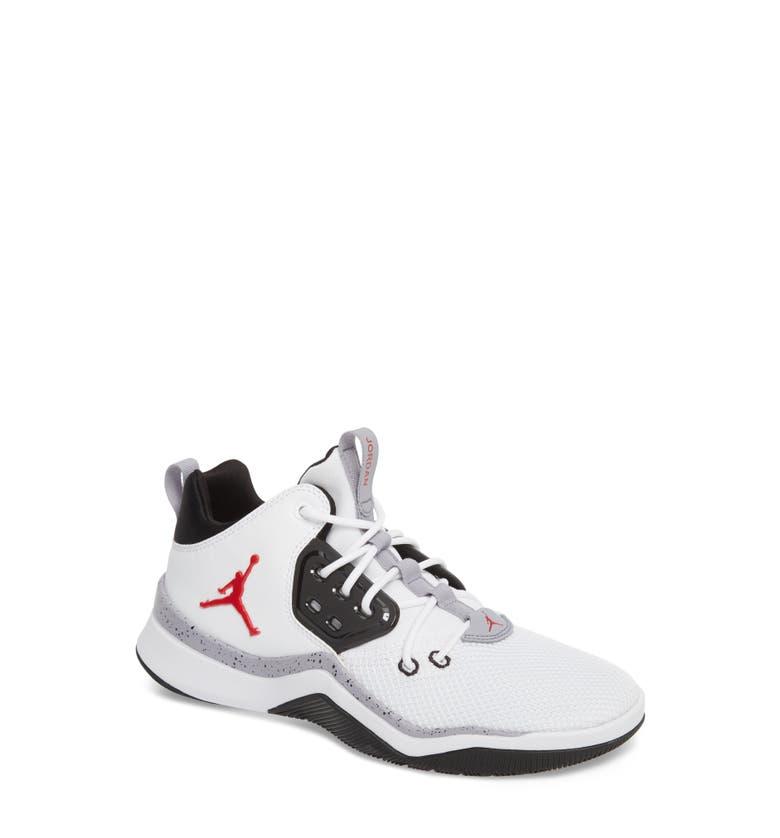 sports shoes 7a684 4f549 Nike Men s Air Jordan Dna Off-Court Shoes, White