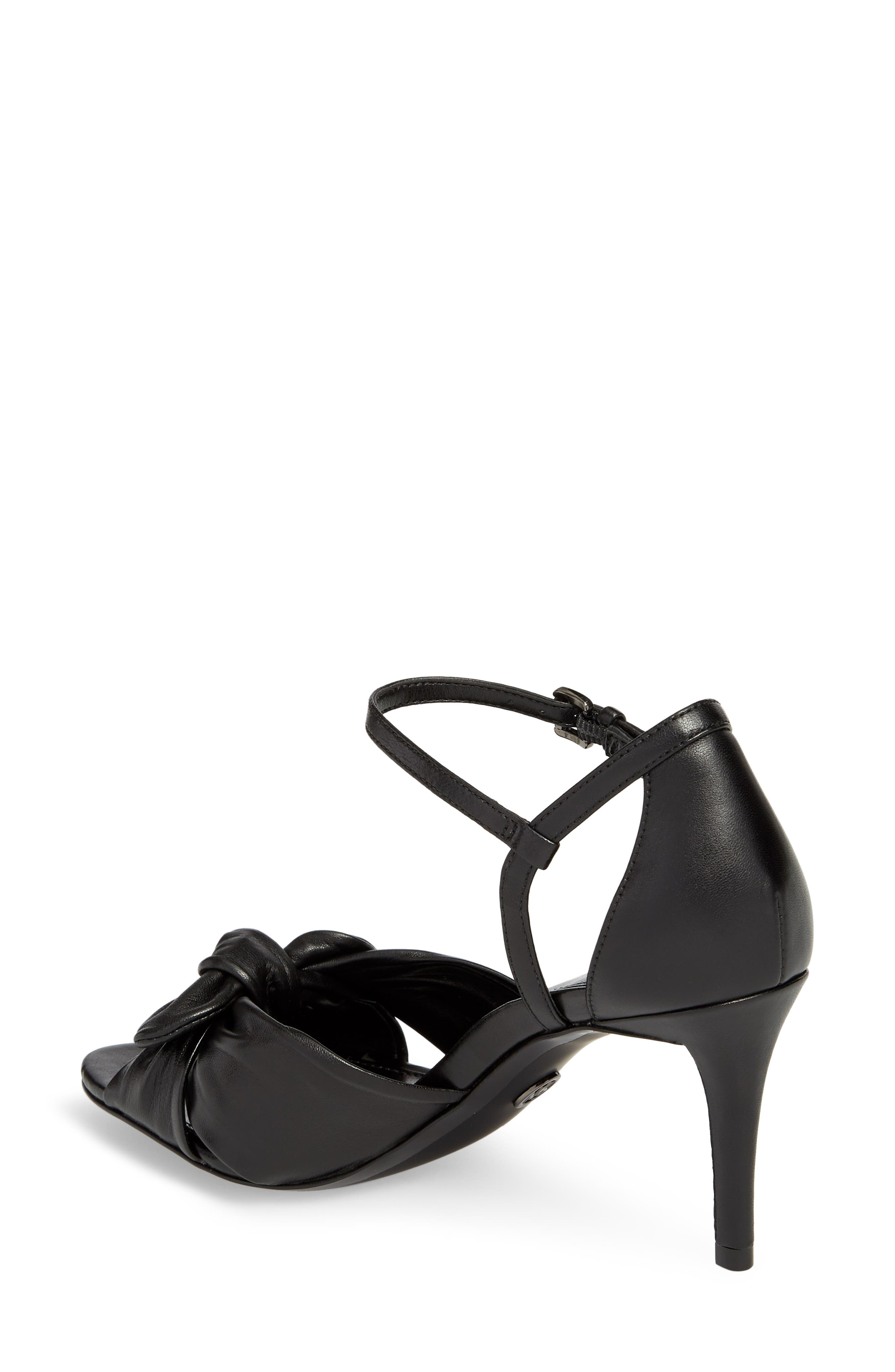 Pippa Sandal,                             Alternate thumbnail 2, color,                             Black