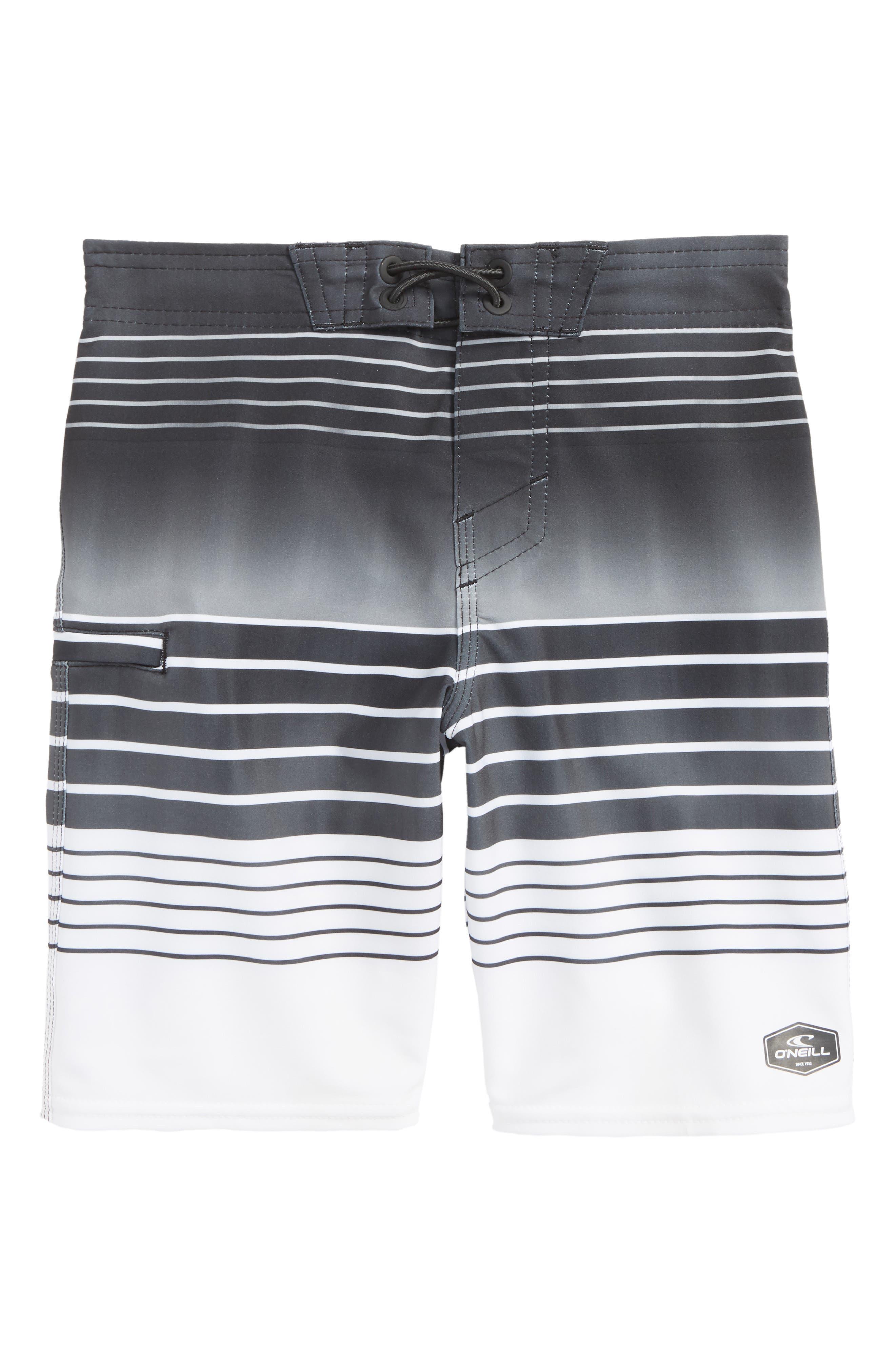 Hyperfreak Heist Board Shorts,                         Main,                         color, Black