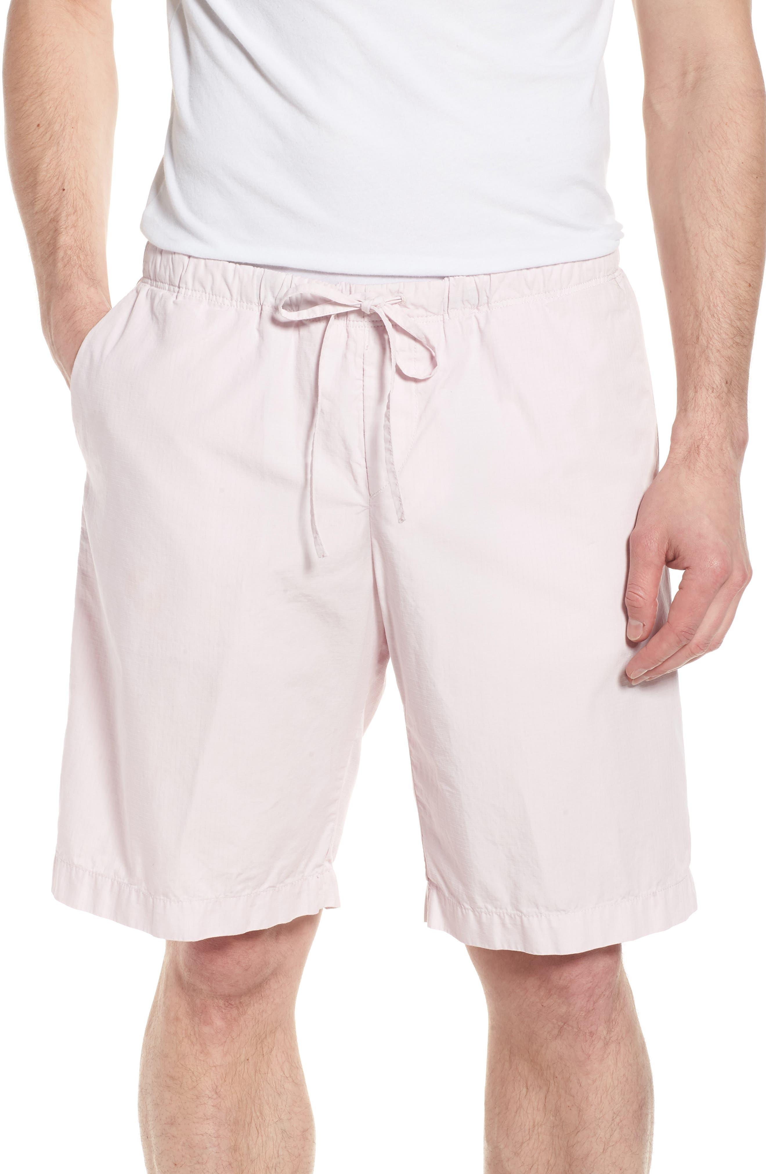 Alternate Image 1 Selected - BOSS Passeo Cotton Shorts