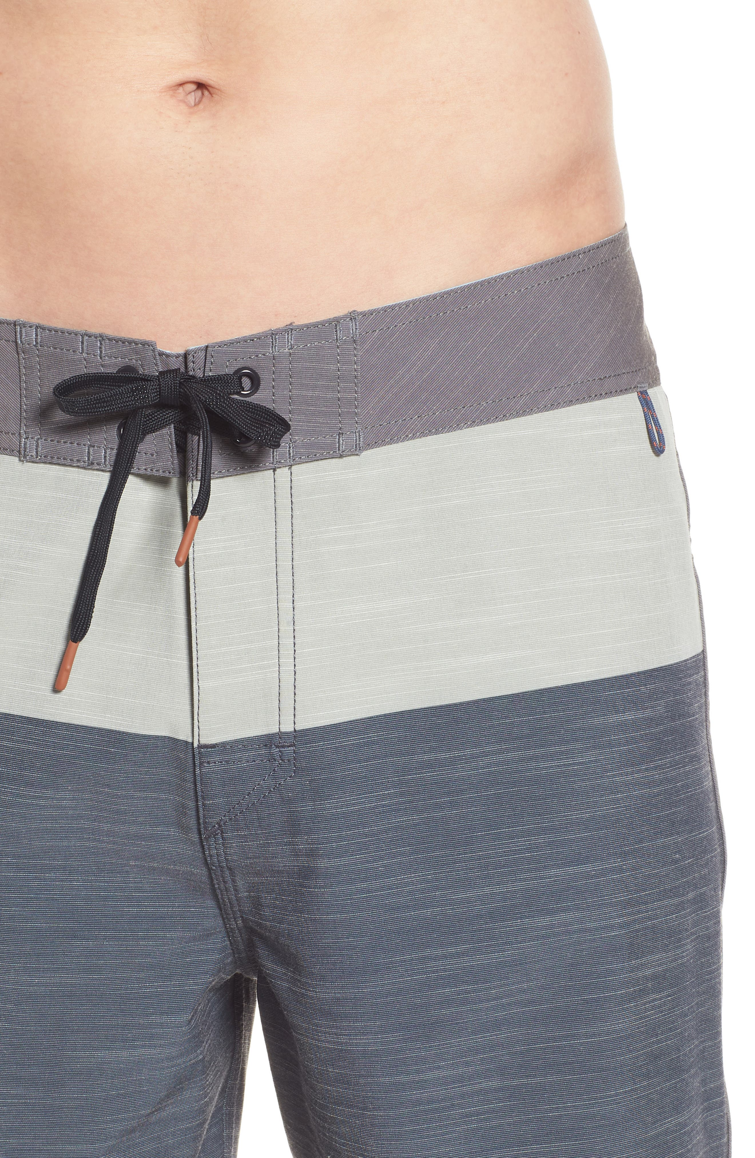 Beachcomber Board Shorts,                             Alternate thumbnail 4, color,                             Charcoal