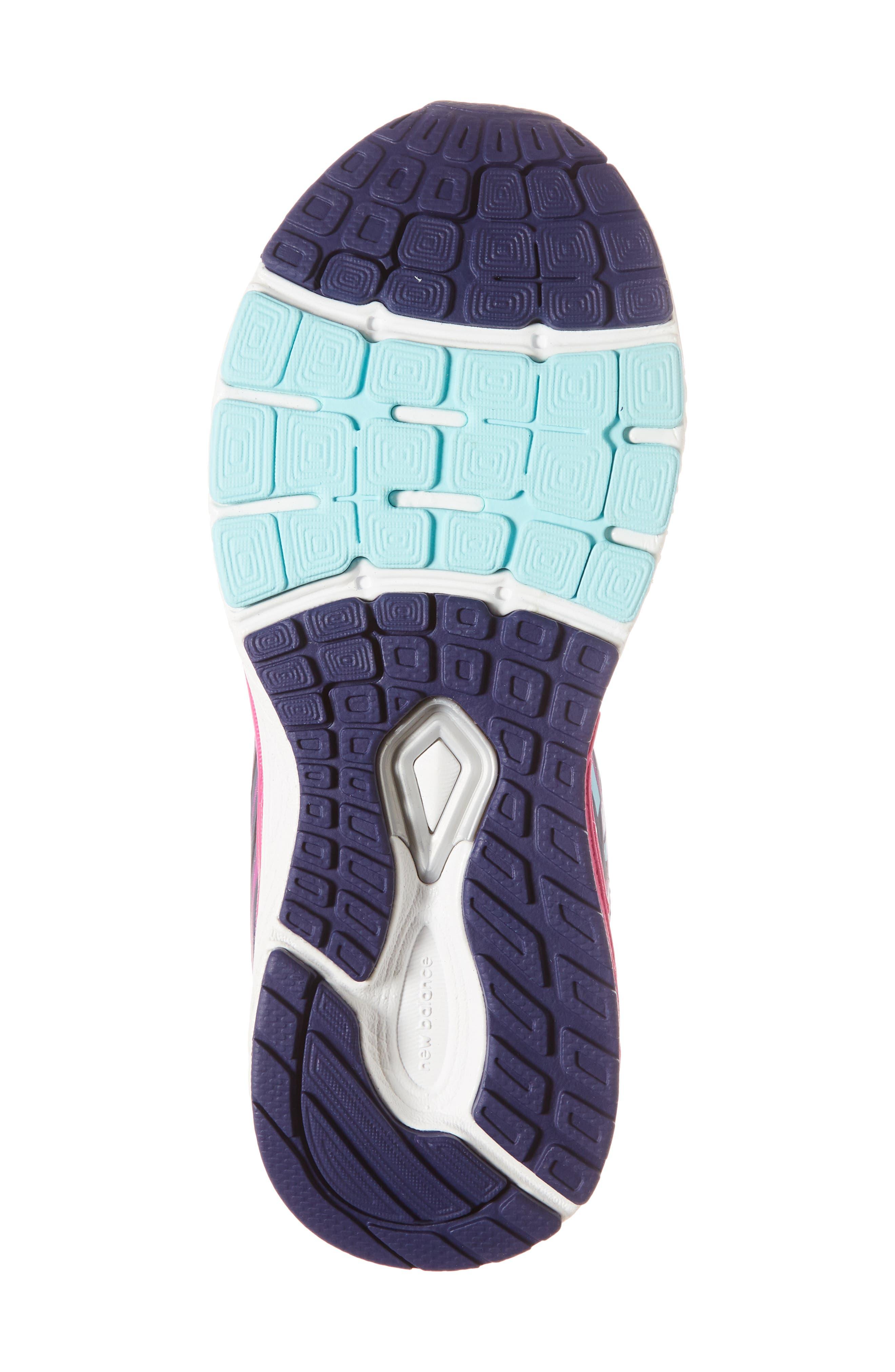 860v8 Sneaker,                             Alternate thumbnail 6, color,                             Navy