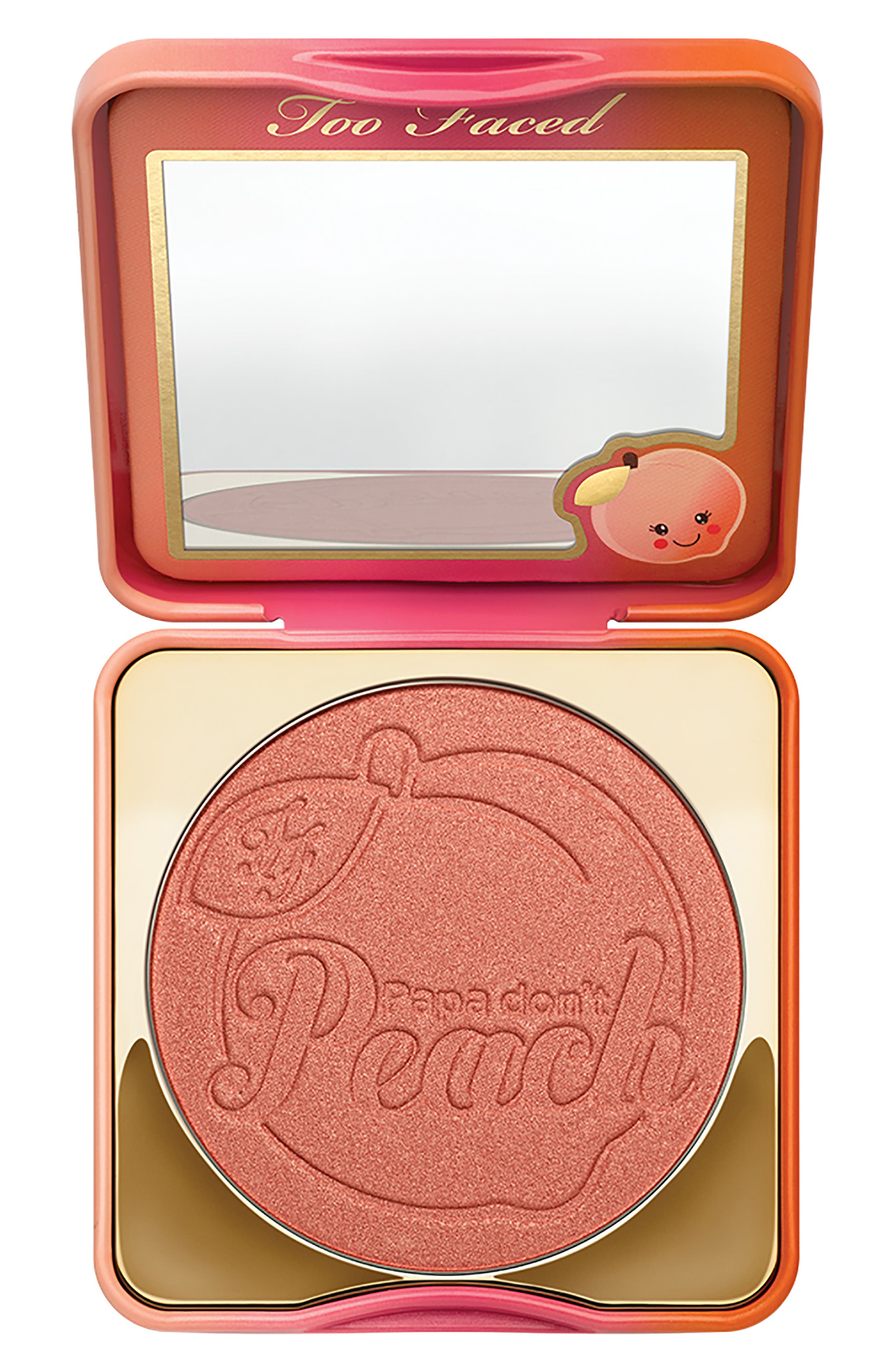 Papa Don't Peach Blush,                             Alternate thumbnail 4, color,                             Peach