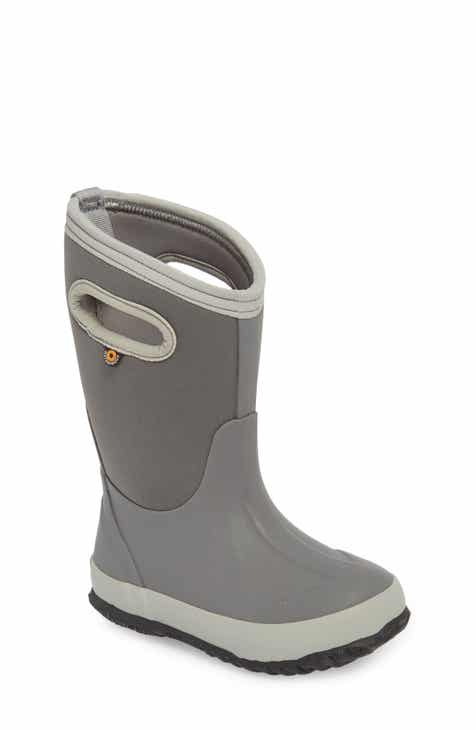 cf256c6e4fb55 Bogs Classic Solid Insulated Waterproof Boot (Walker