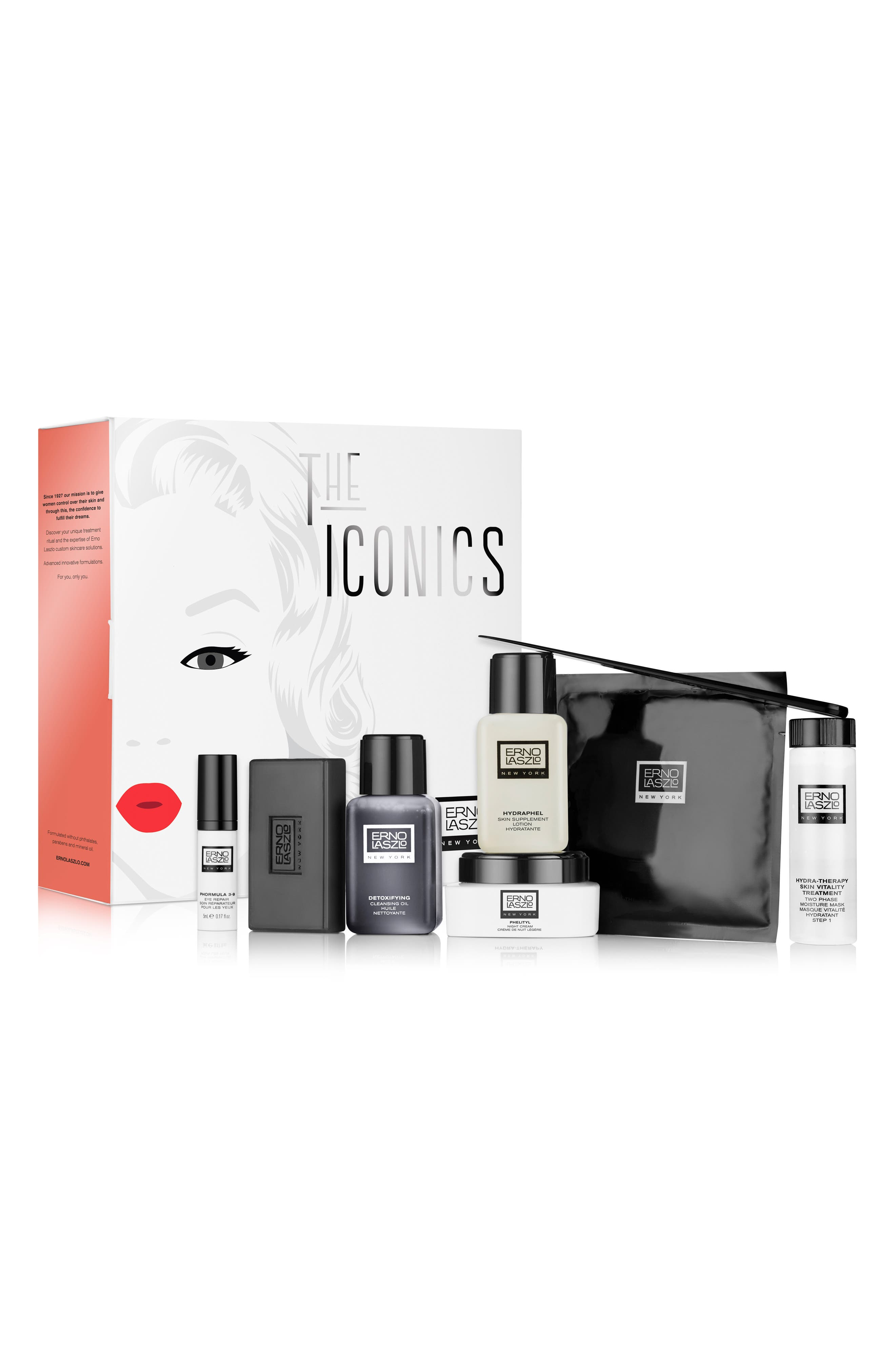 Erno Laszlo Beautiful Faces The Iconics Travel Set ($196 Value)