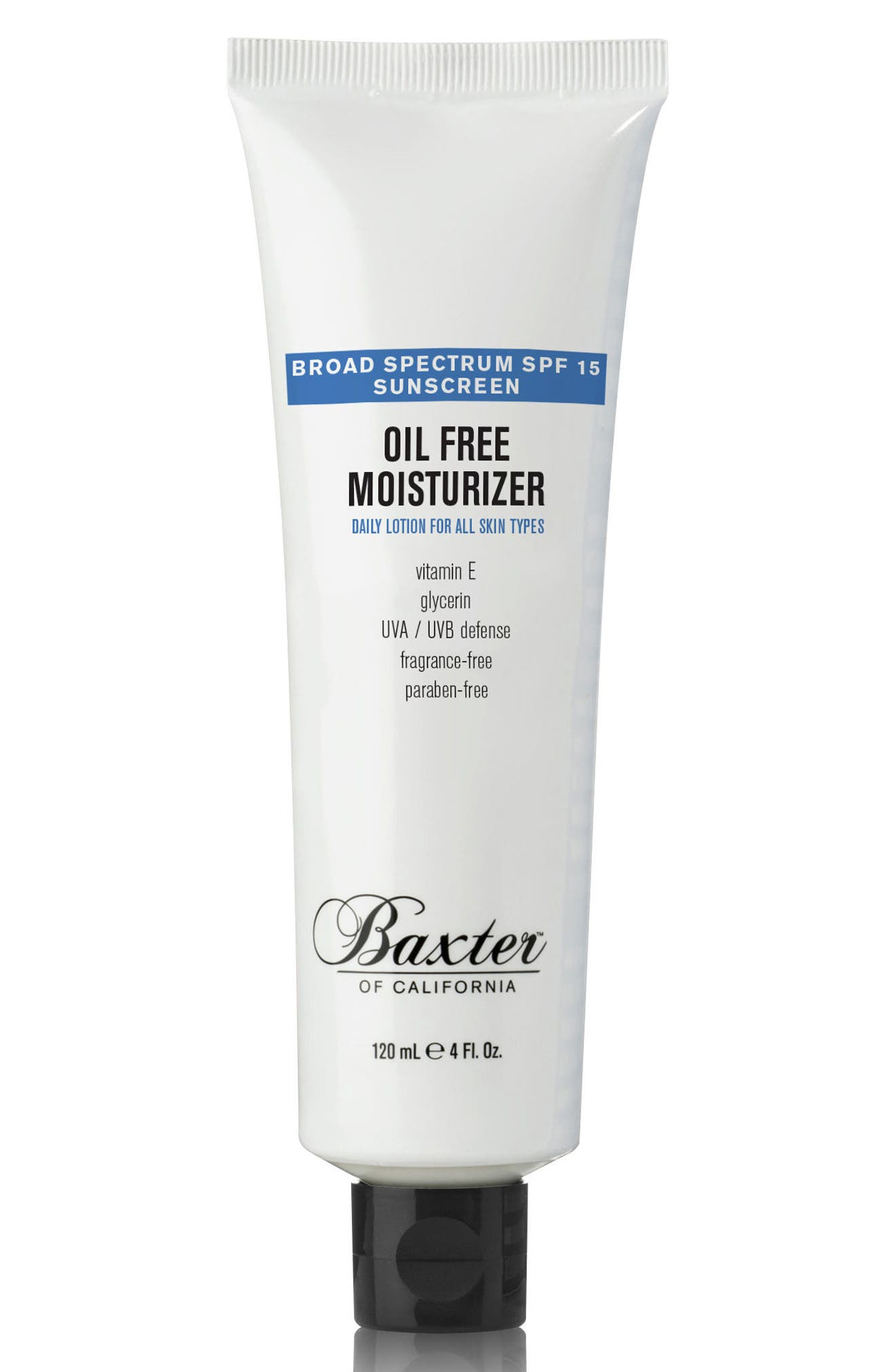 Baxter of California Oil-Free Moisturizer