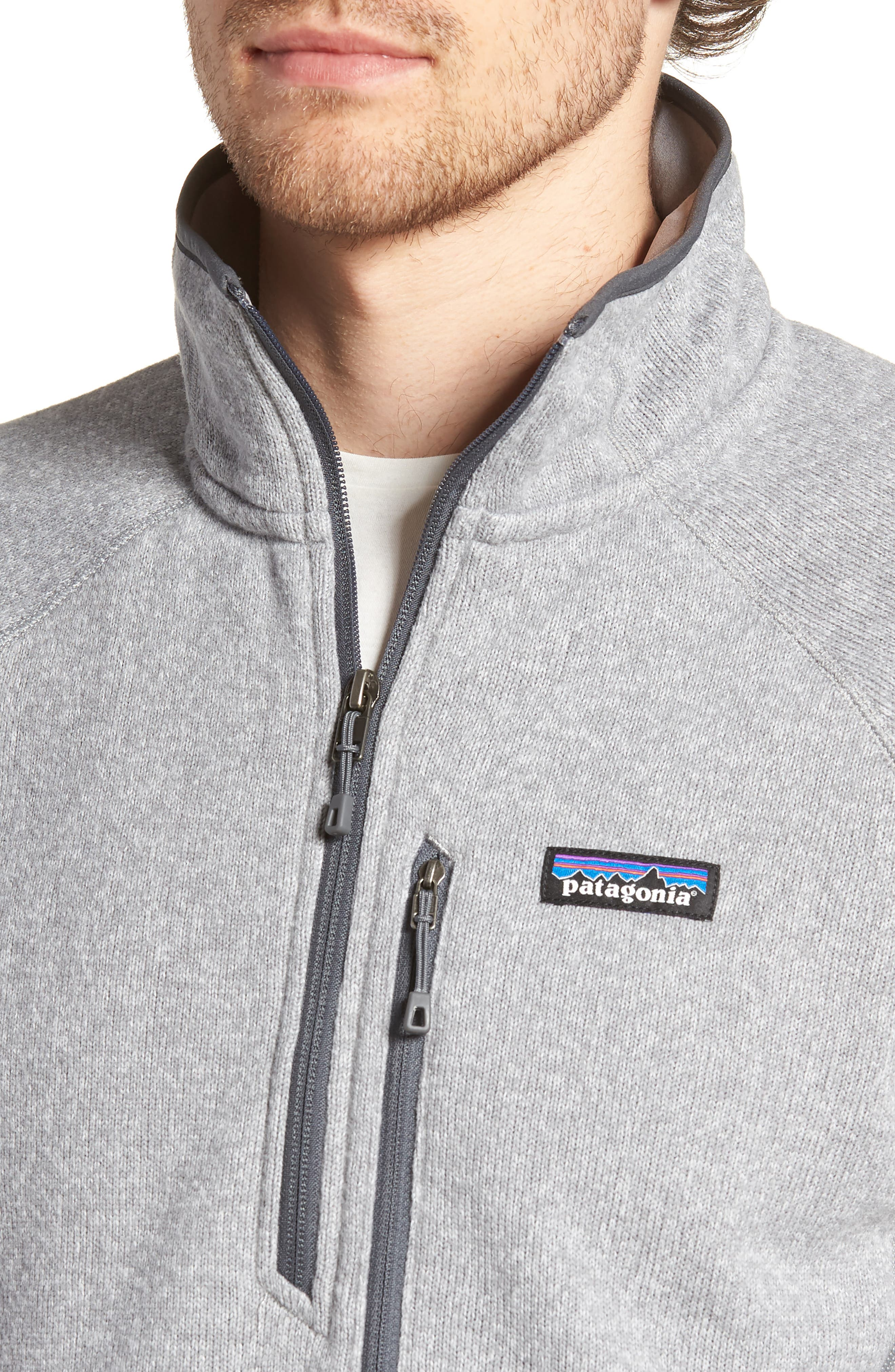 Performance Pullover,                             Alternate thumbnail 4, color,                             Feather Grey