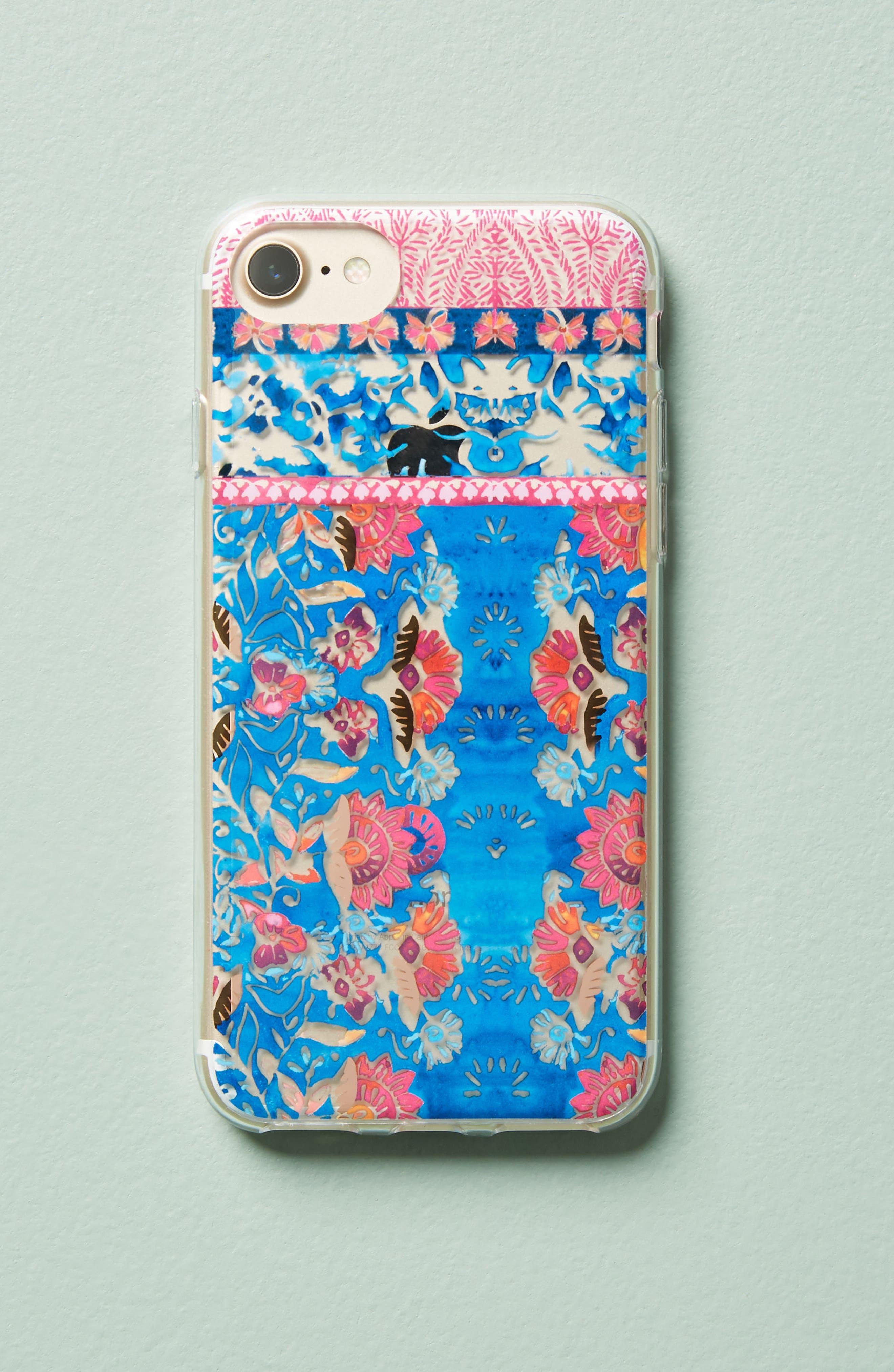 Sandia iPhone 6/6s/7/8 Case,                         Main,                         color, Pink