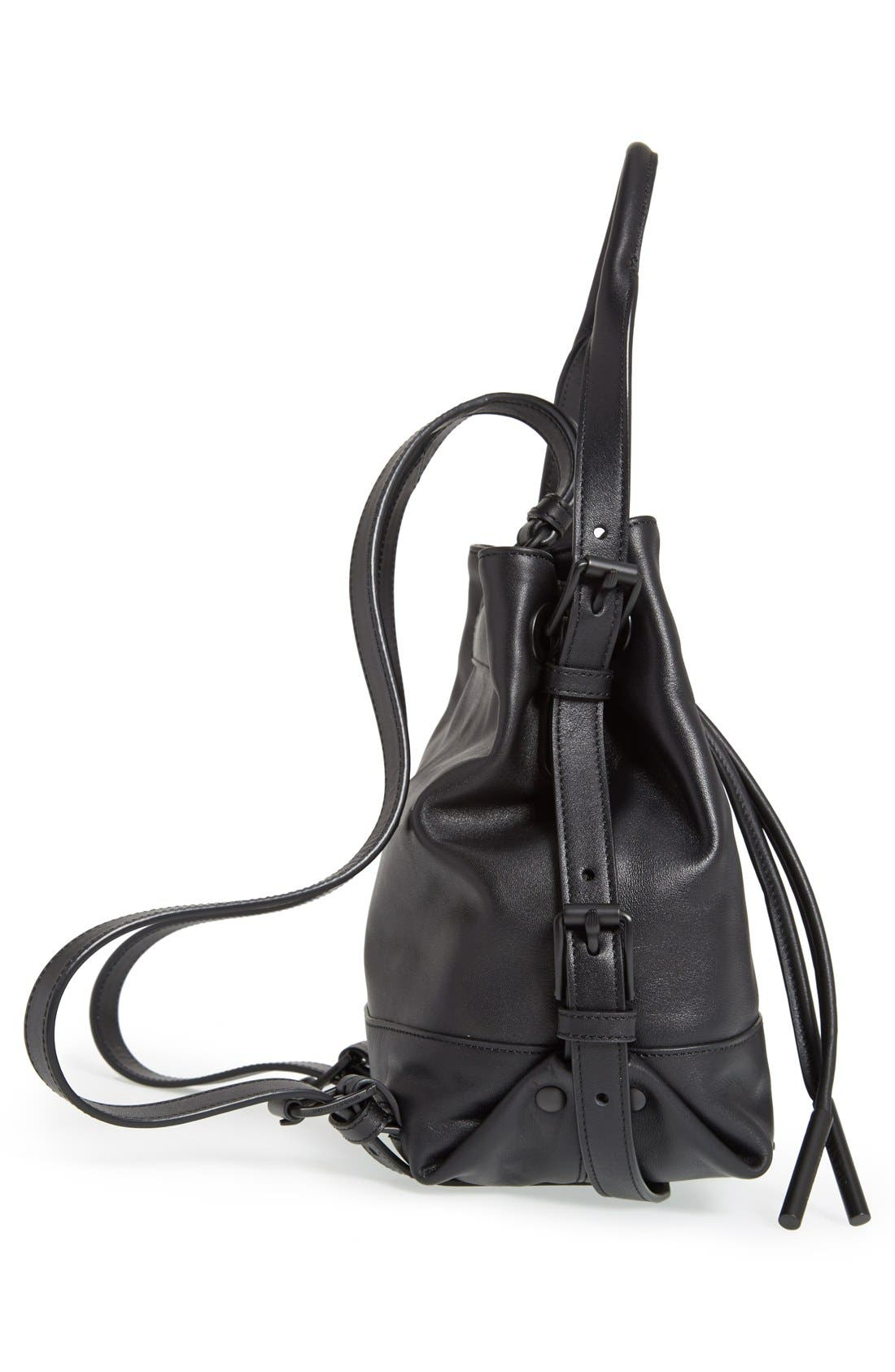 Alternate Image 5  - Opening Ceremony 'Mini Izzy' Convertible Leather Backpack