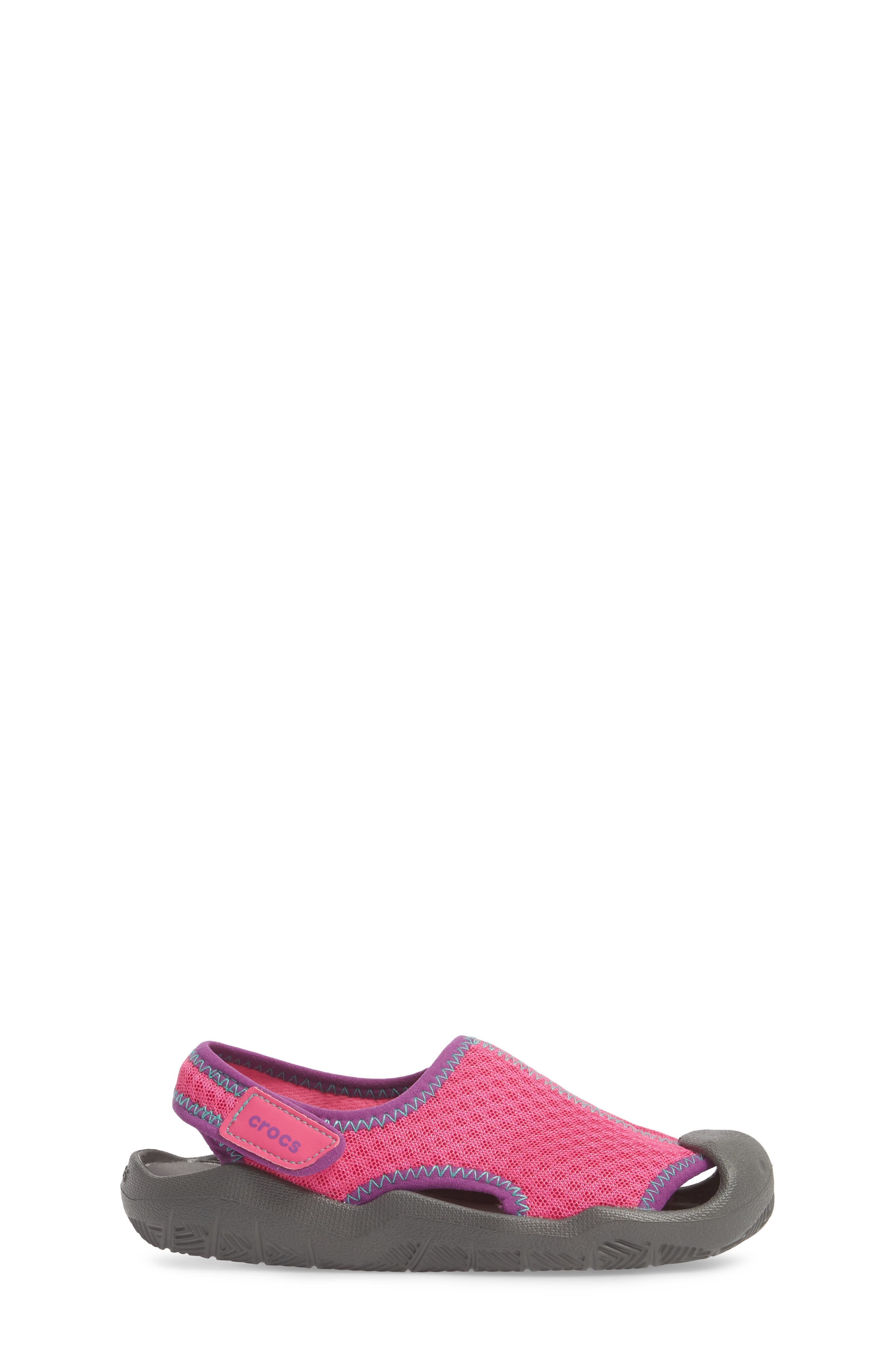 Swiftwater Sandal,                             Alternate thumbnail 3, color,                             Pink