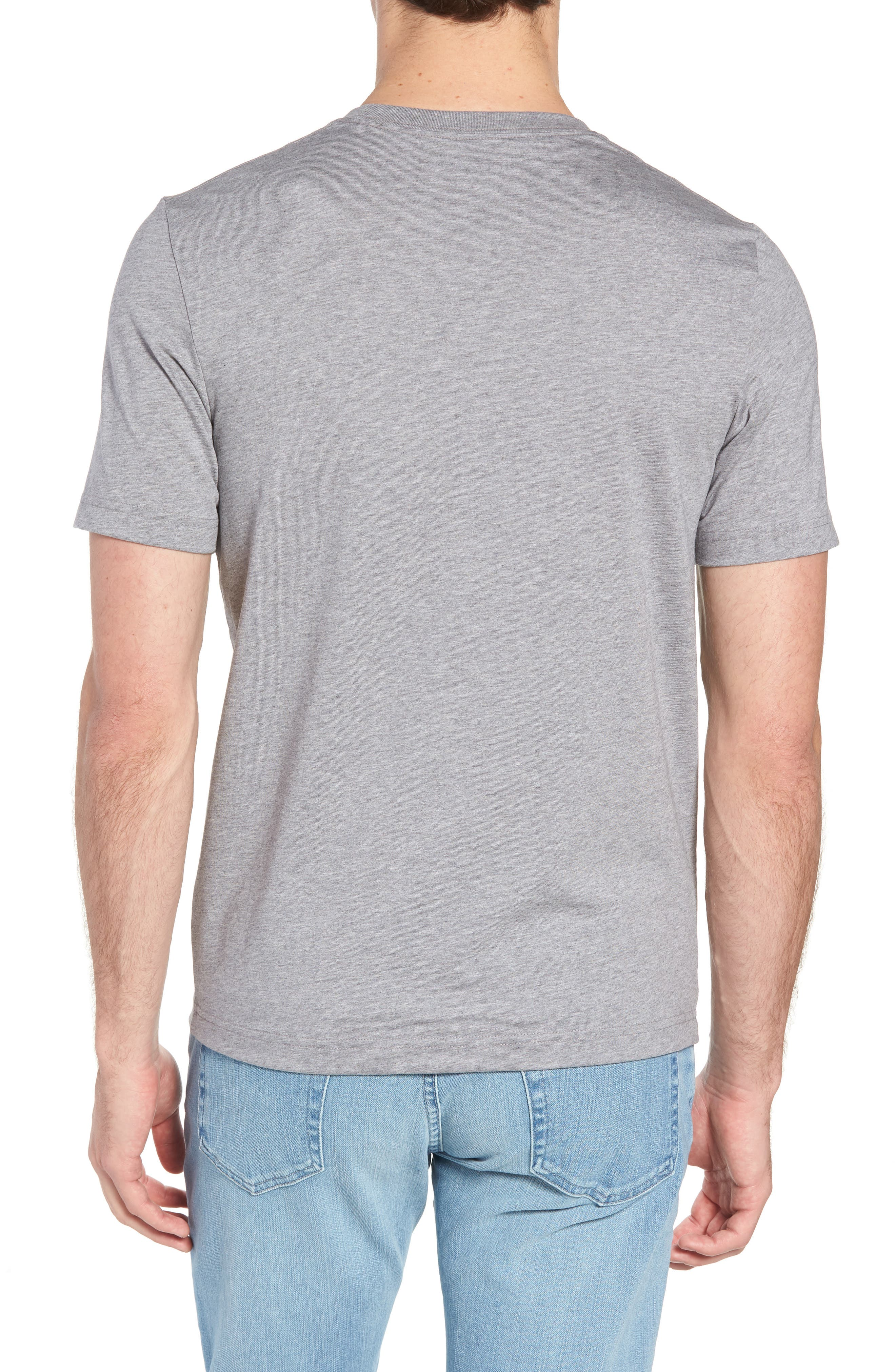 Caddy Day Graphic T-Shirt,                             Alternate thumbnail 2, color,                             Heather Grey
