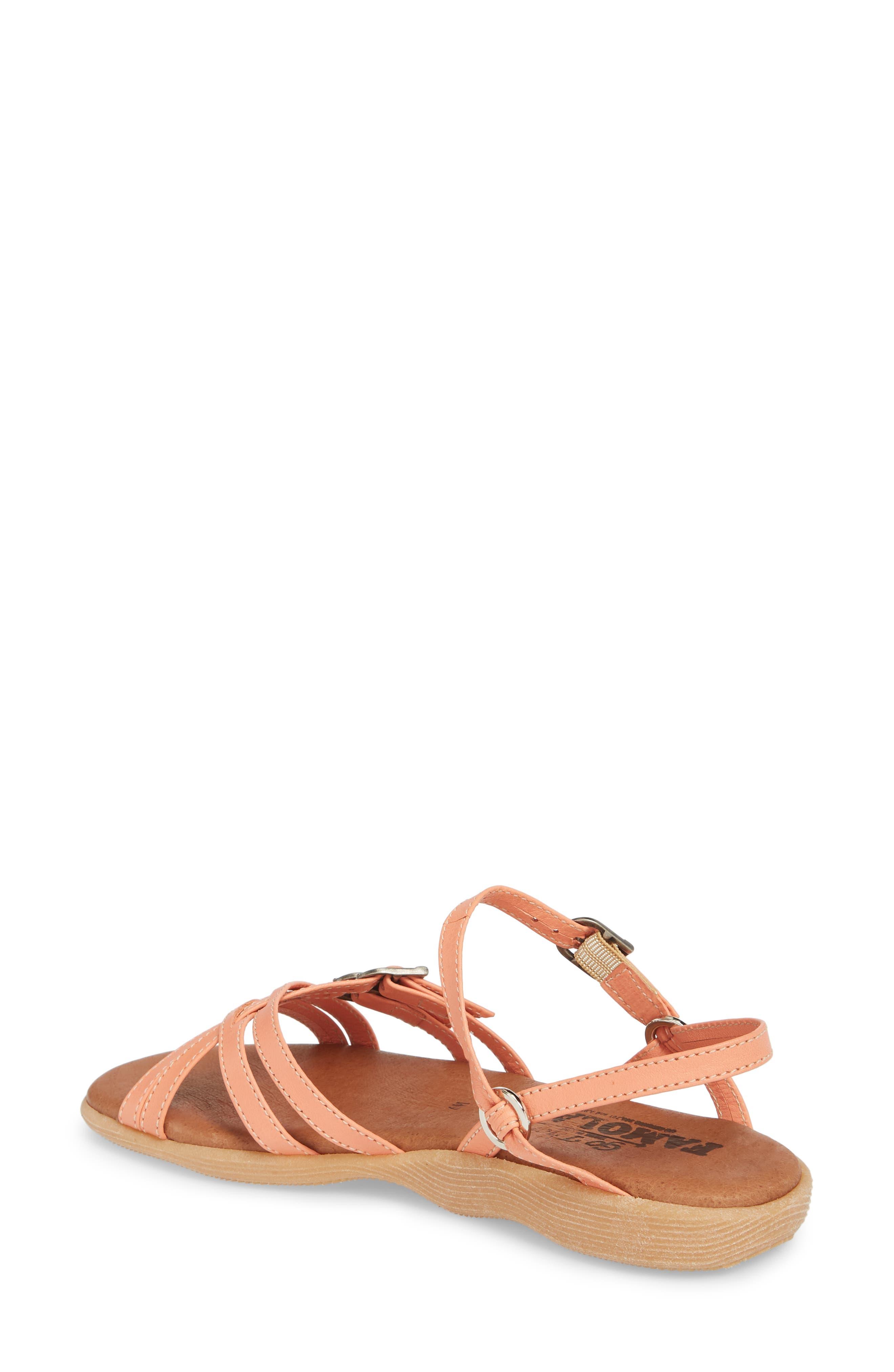 Alternate Image 2  - Famolare Strapsody Buckle Sandal (Women)