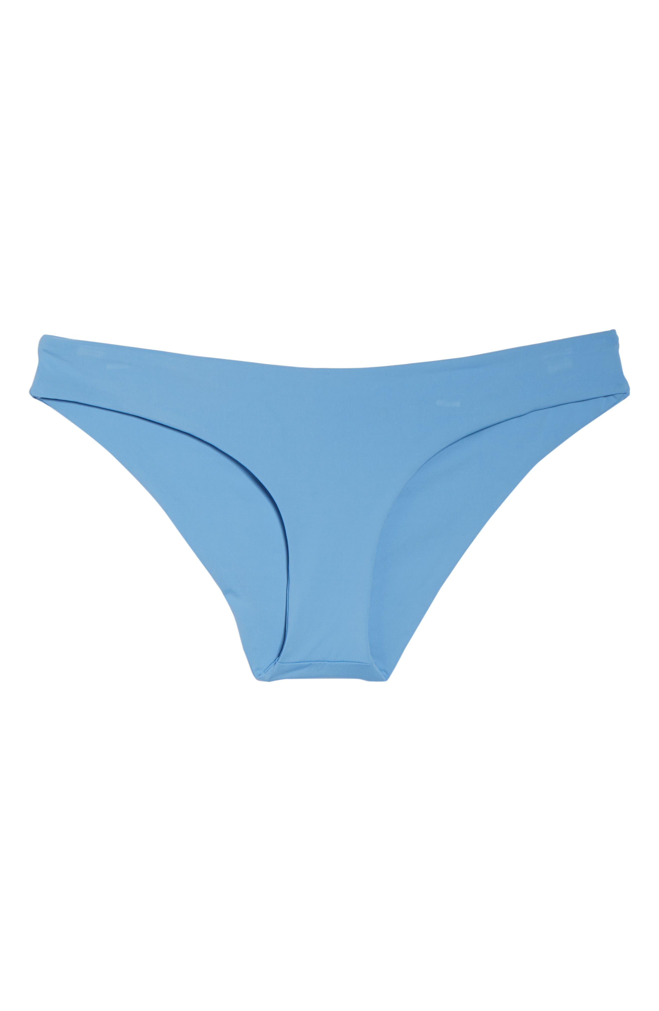 Sandy Classic Bikini Bottoms,                             Alternate thumbnail 9, color,                             Ocean