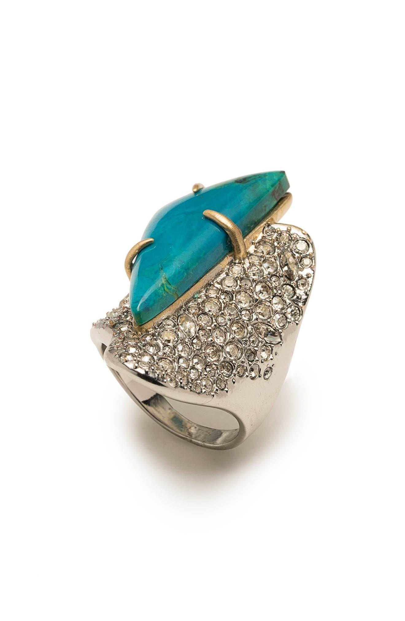 Alexis Bittar Roxbury Stone Ring