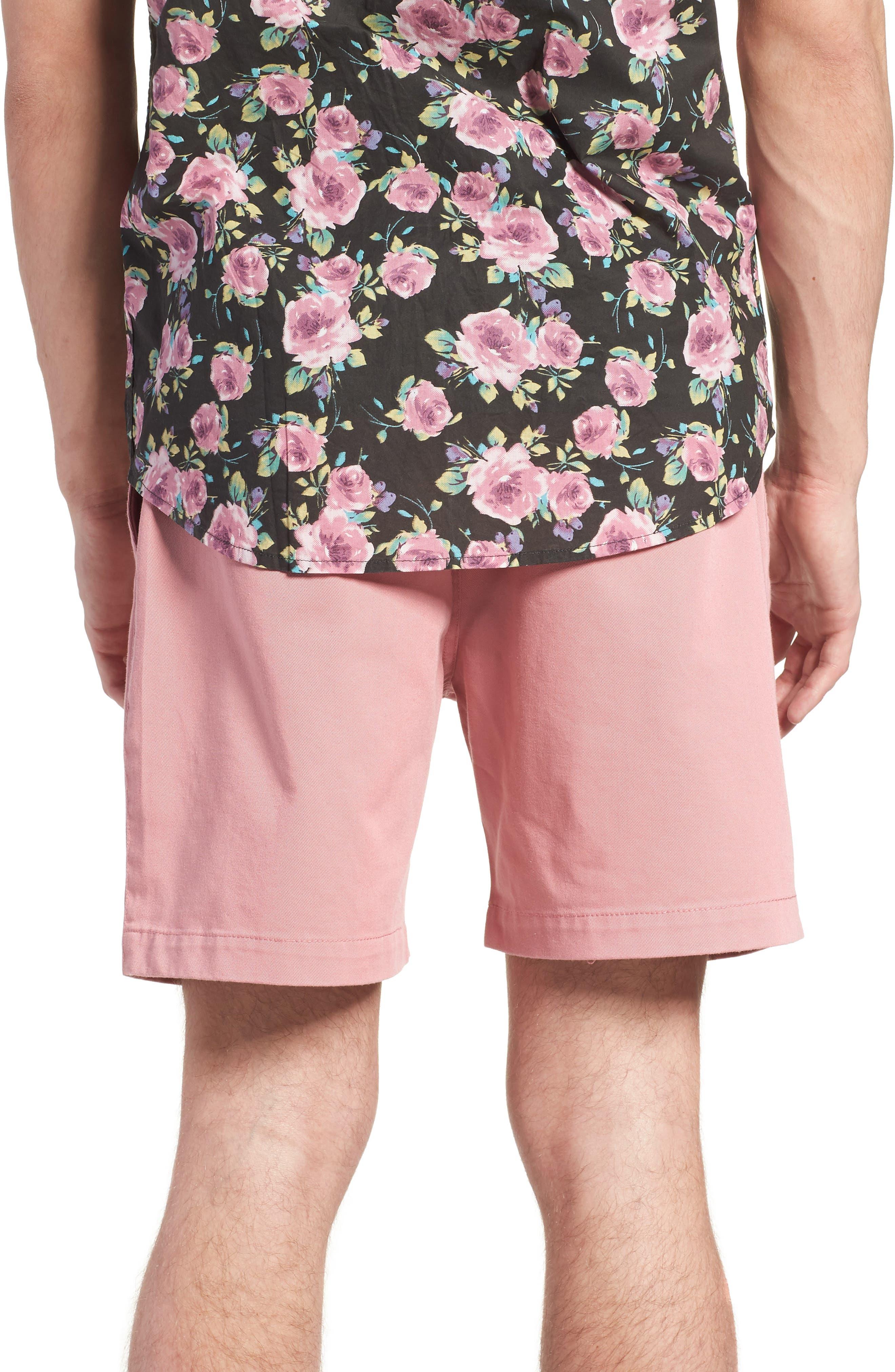 Seeker Shorts,                             Alternate thumbnail 2, color,                             Light Pink
