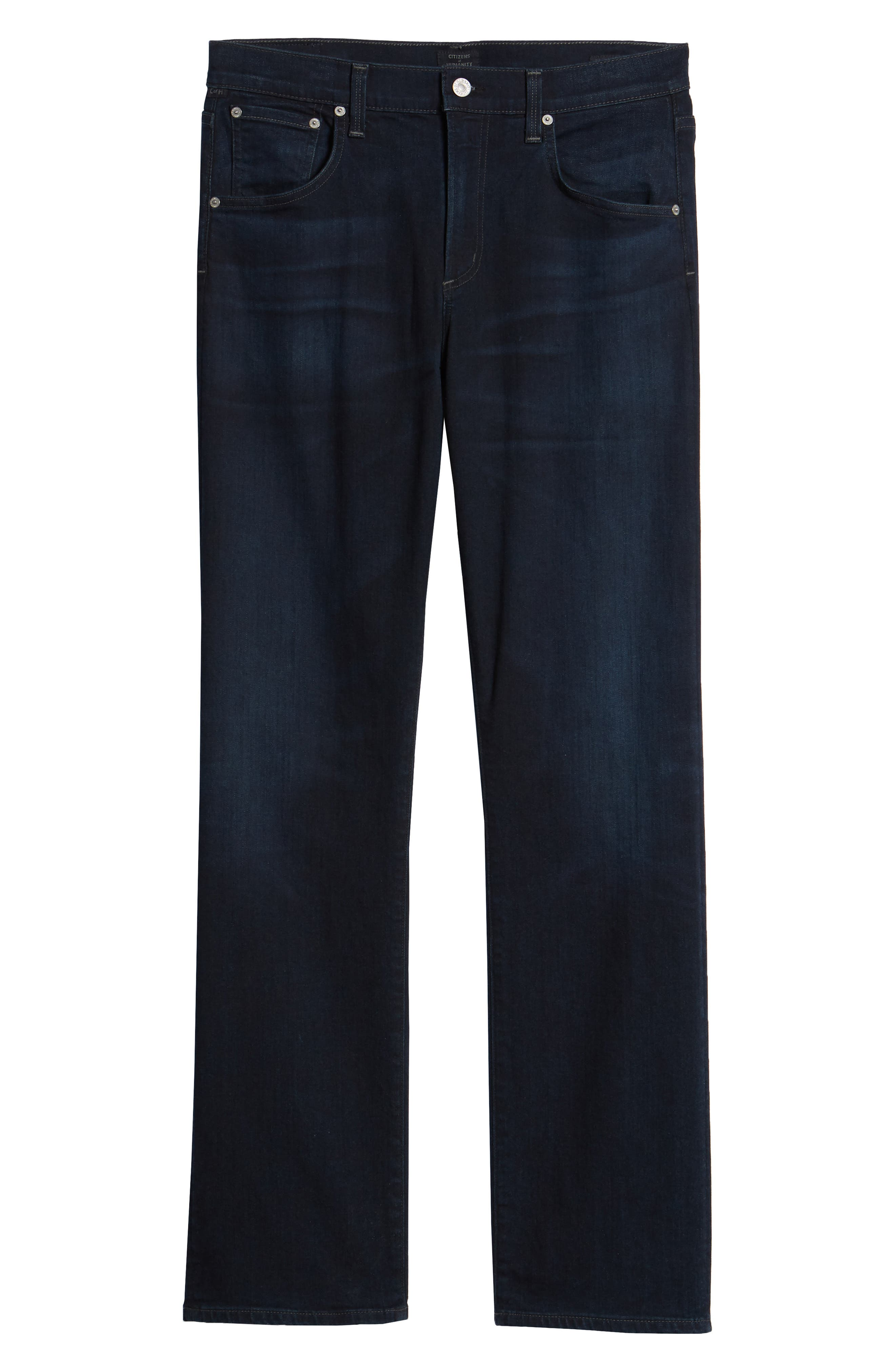 Citzens of Humanity Perfect Relaxed Fit Jeans,                             Alternate thumbnail 6, color,                             Miles