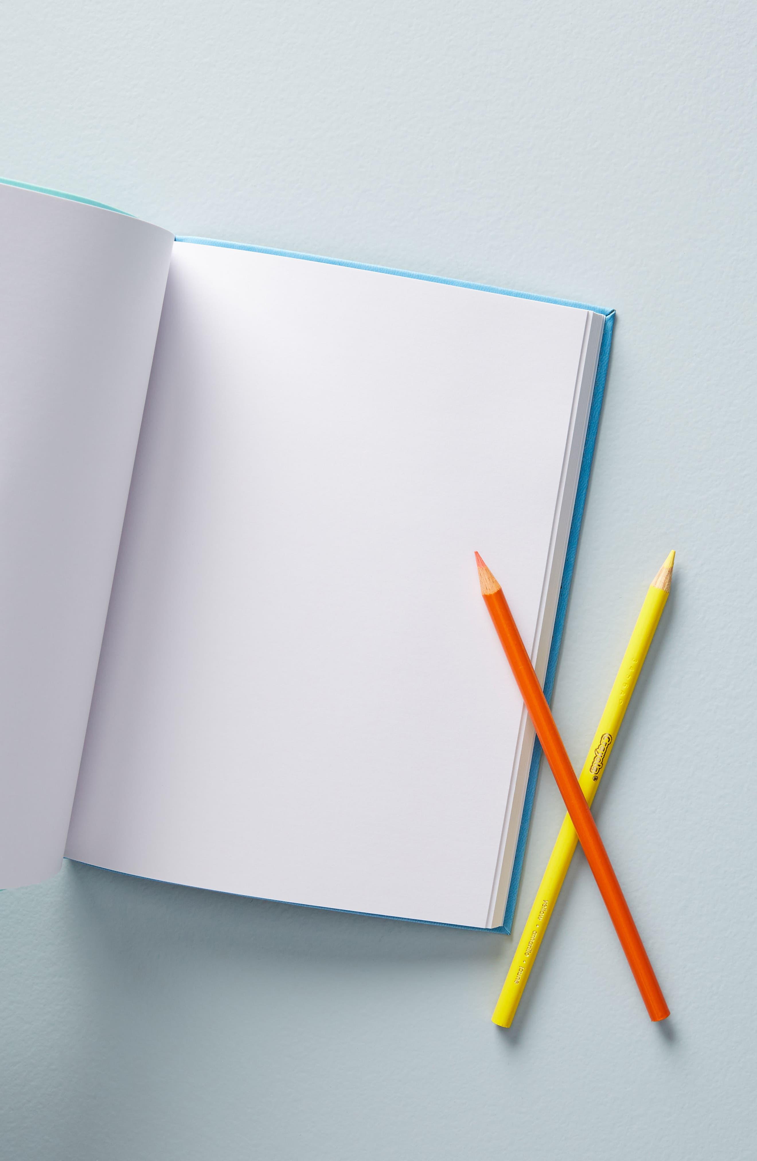 Passion & Plan Journal,                             Alternate thumbnail 4, color,                             Mint