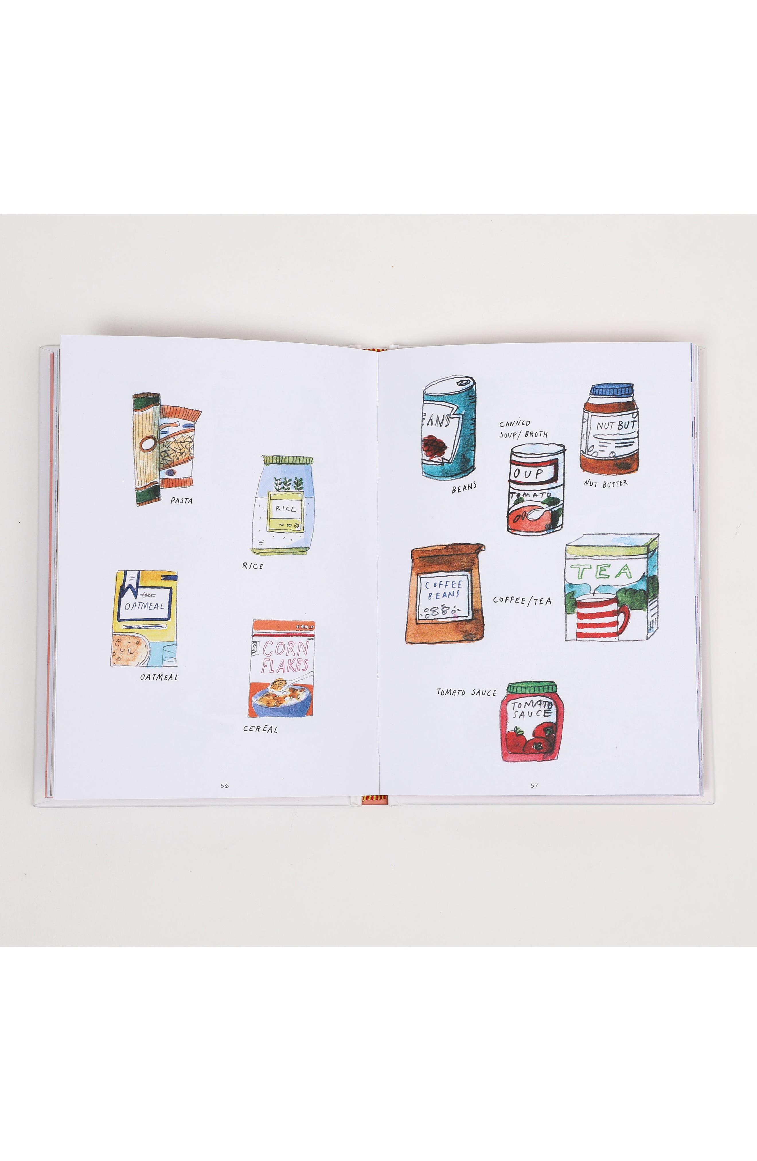 Essential 20s Book,                             Alternate thumbnail 3, color,                             White Multi
