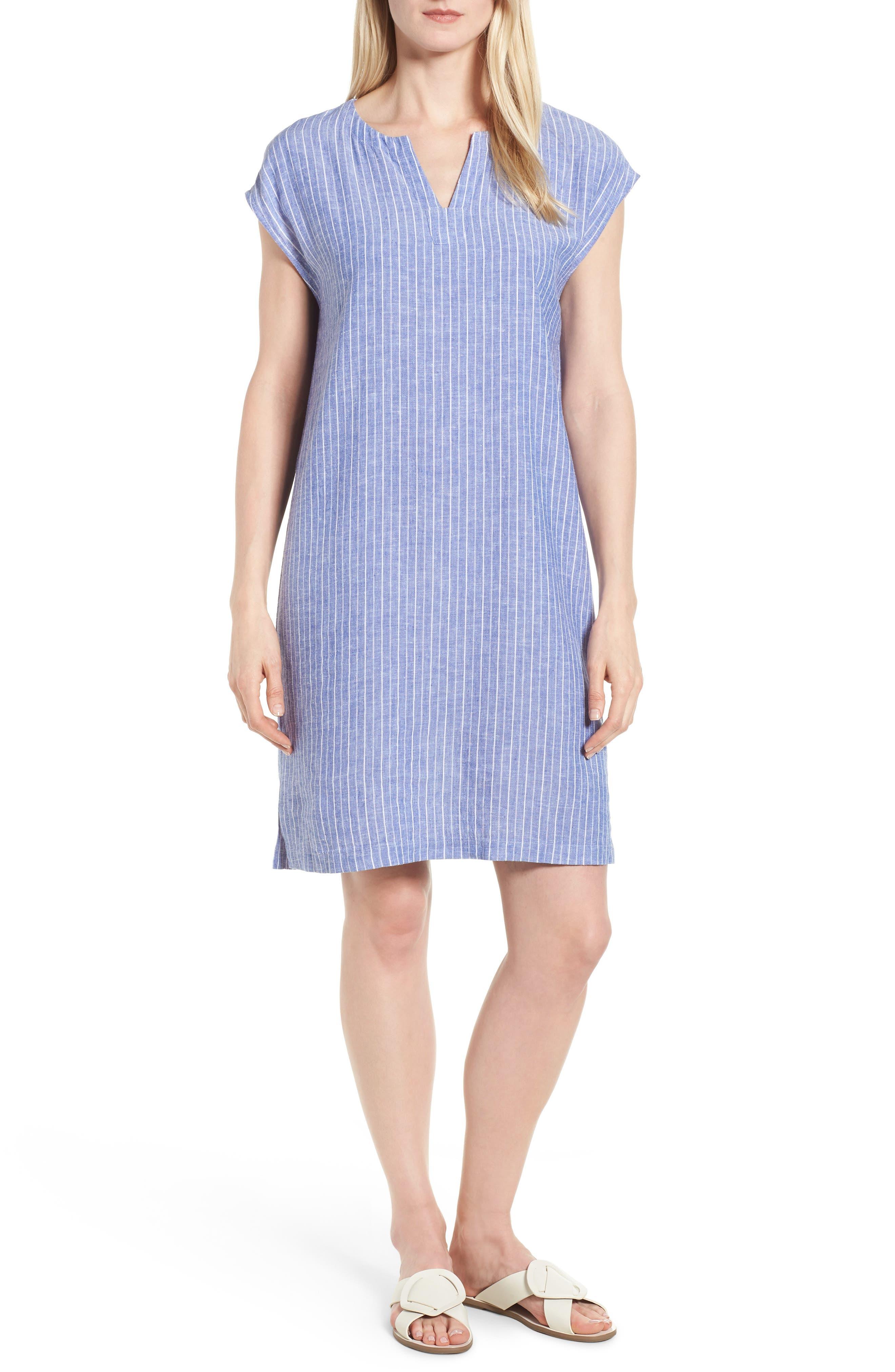 Detour Dress,                         Main,                         color, Ultramarine