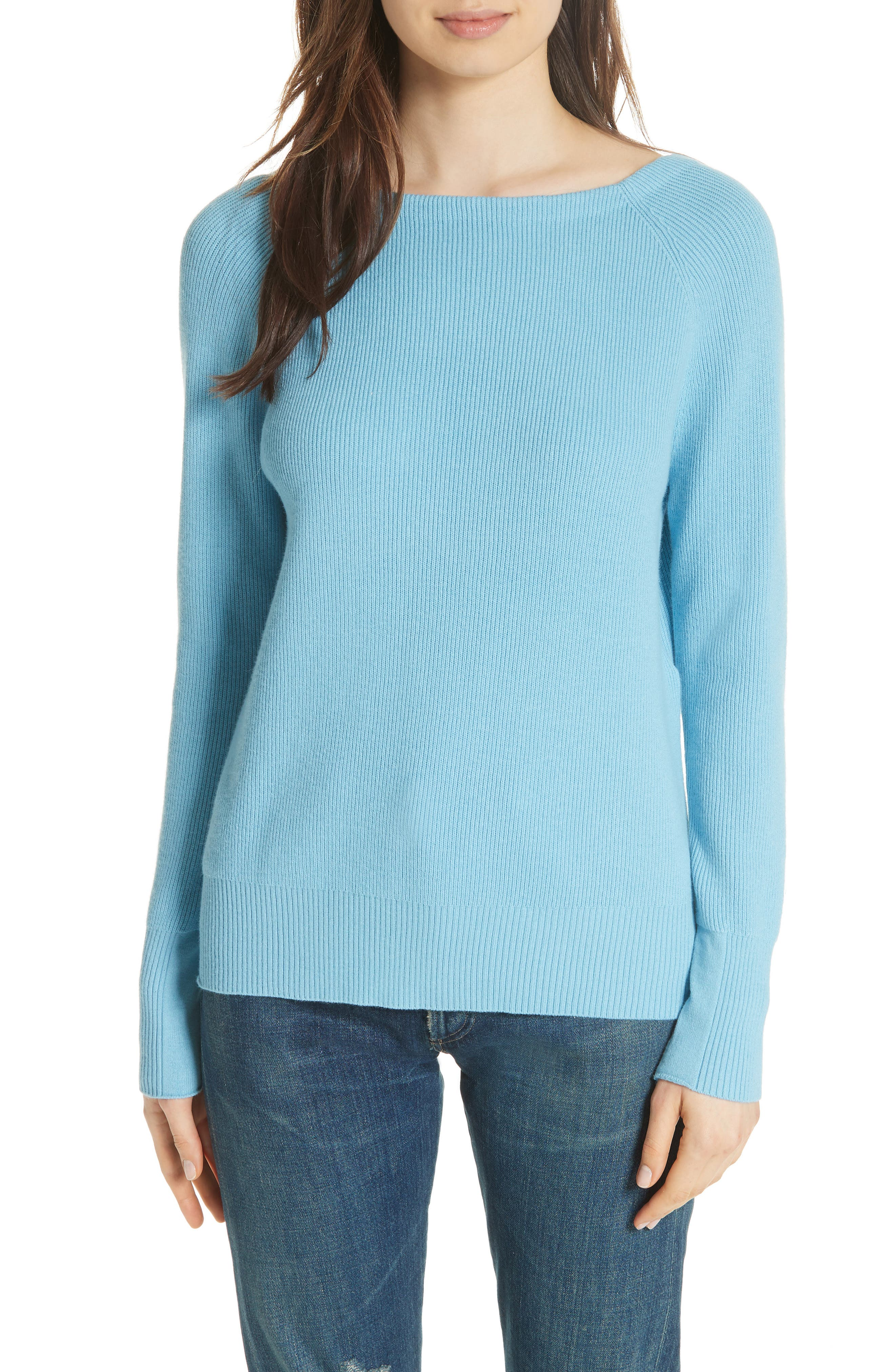 maje Moon Strappy Back Sweater