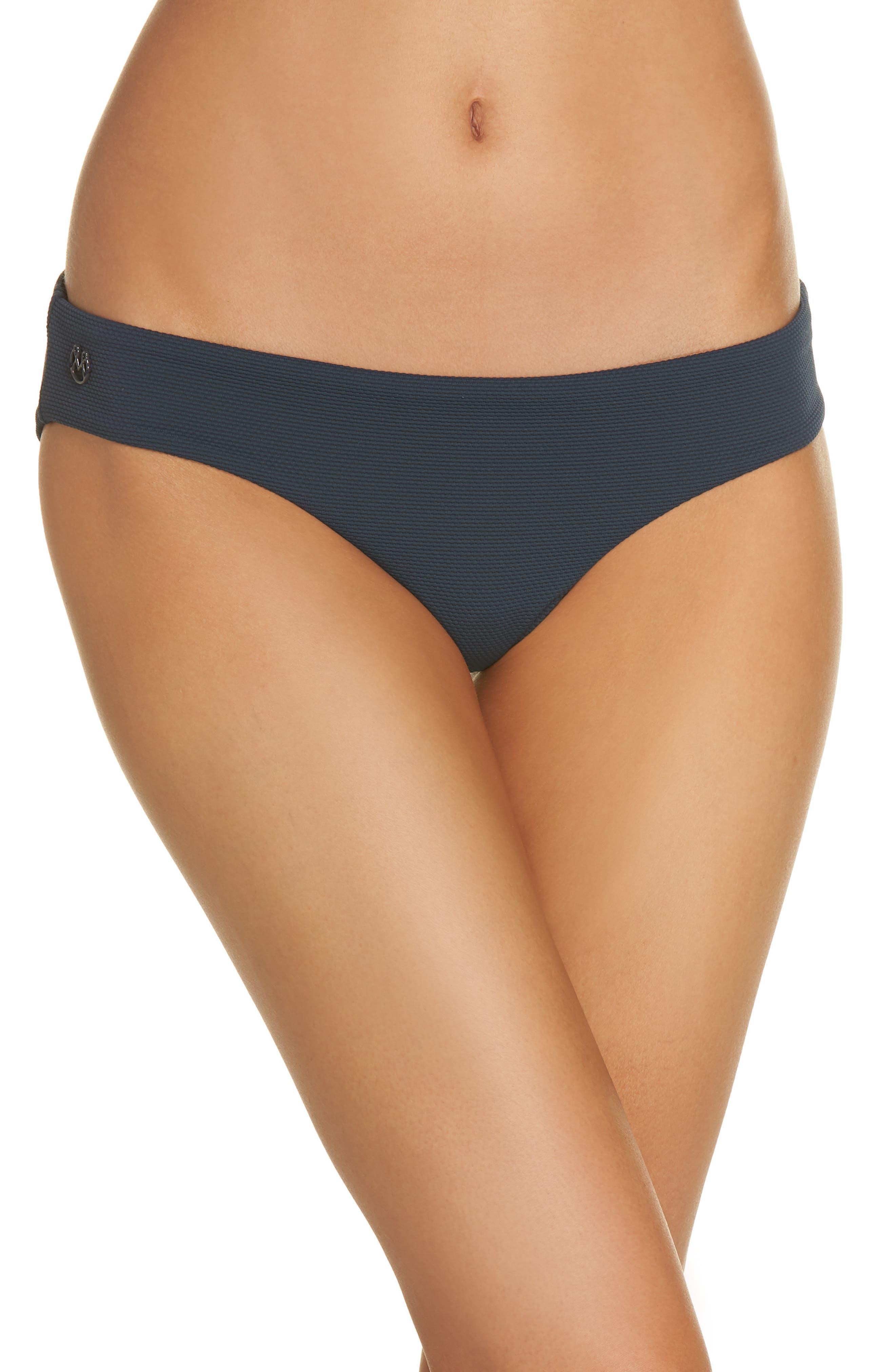 Stargazer Sublime Signature Reversible Bikini Bottoms,                             Main thumbnail 1, color,                             Stargazer
