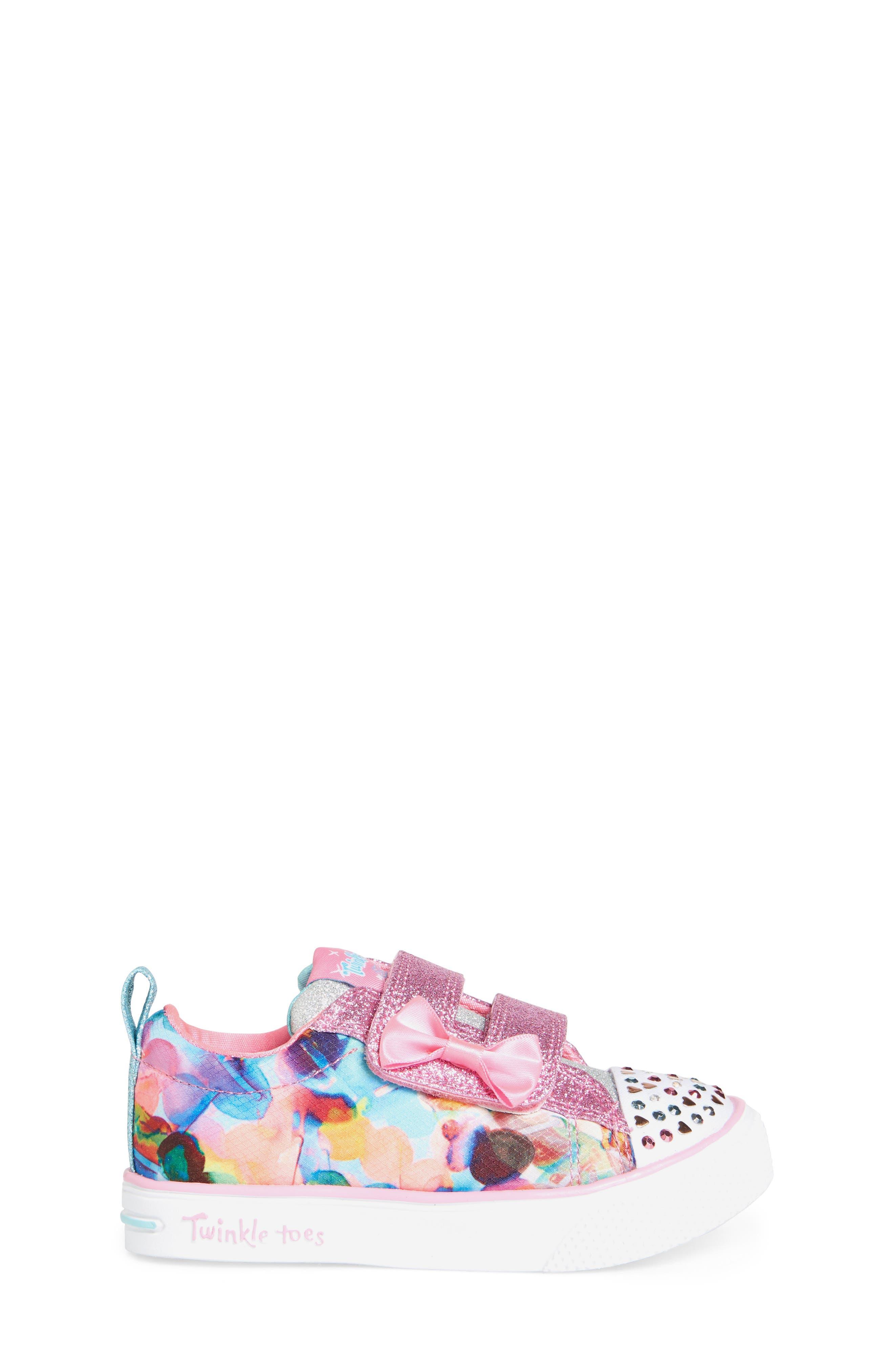Twinkle Breeze 2.0 Princess Sneaker,                             Alternate thumbnail 3, color,                             Multi