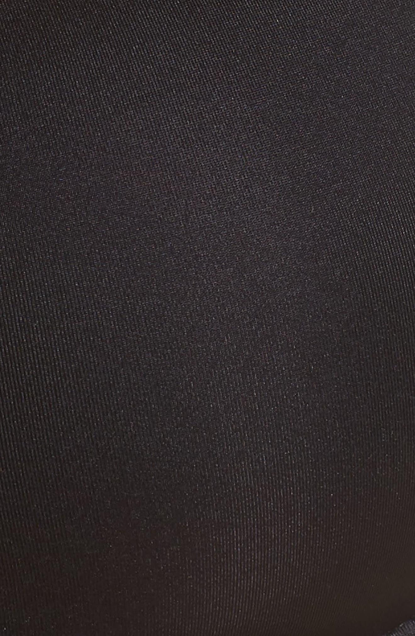 Magical Strapess Underwire Bra,                             Alternate thumbnail 7, color,                             Black